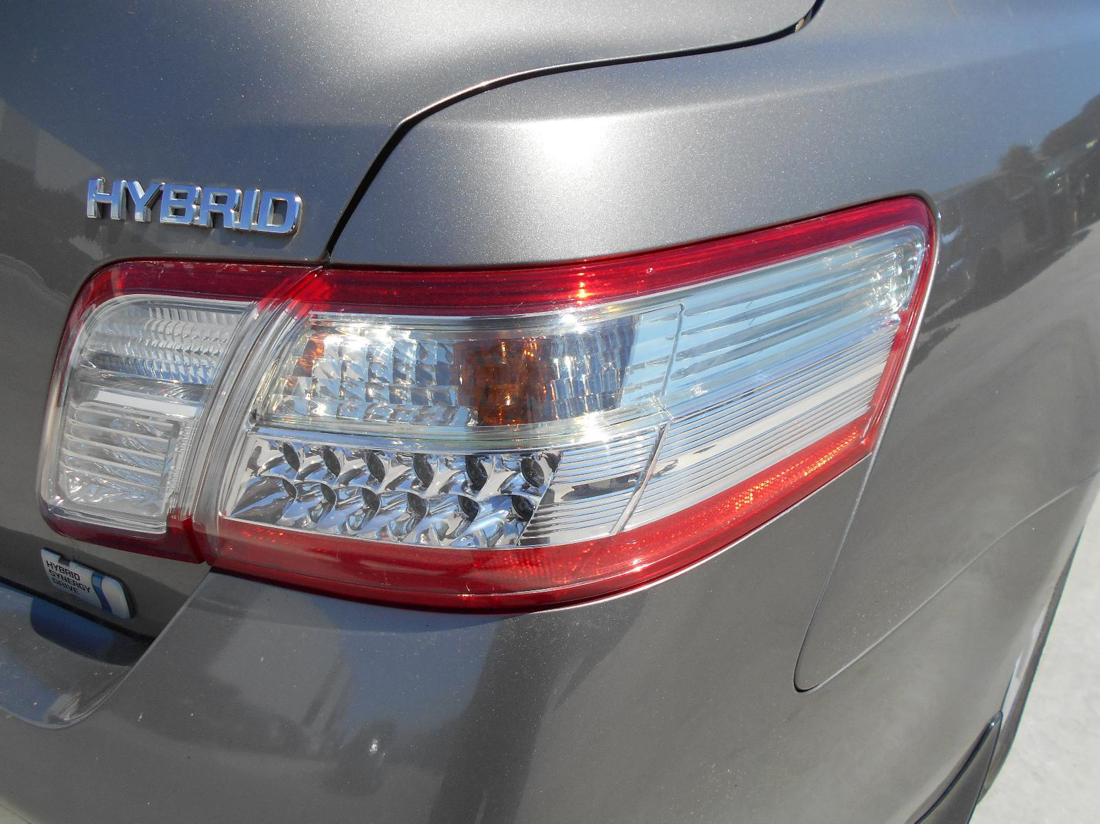 TOYOTA CAMRY, Right Taillight, AHV40, HYBRID, LED TYPE, 12/09-11/11