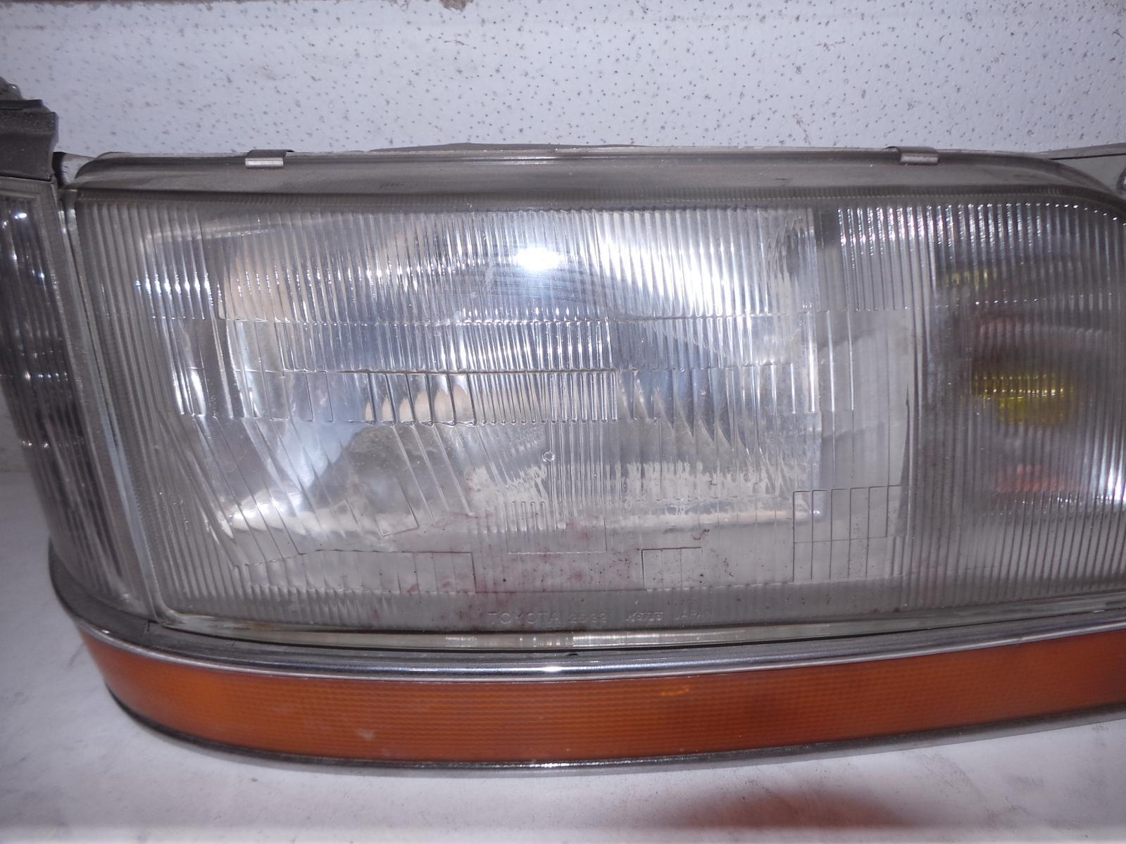 TOYOTA HIACE, Right Headlamp, LH/RZH10#, 10/98-12/04
