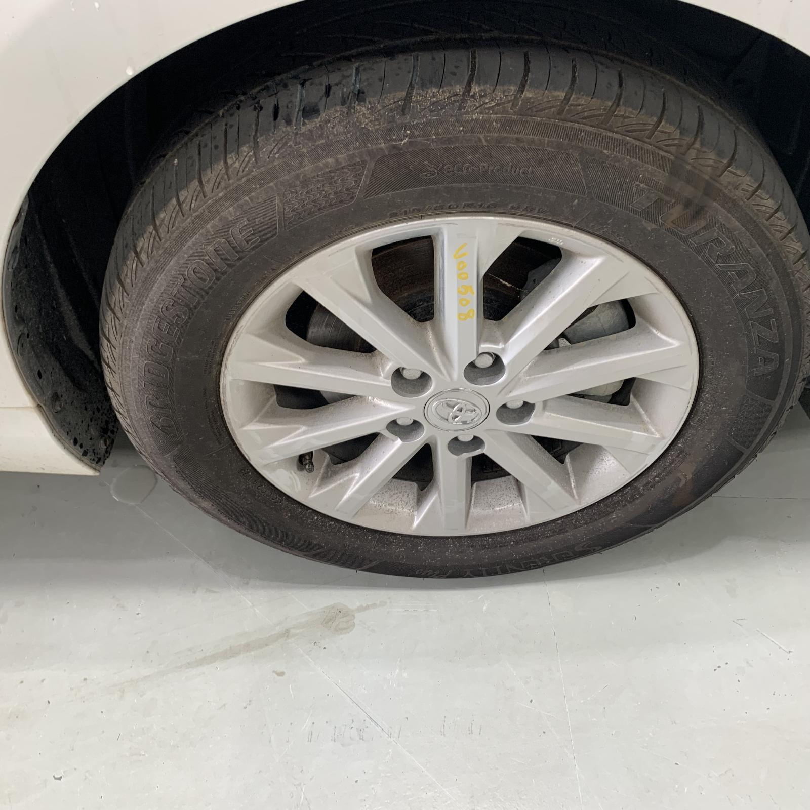 TOYOTA CAMRY, Wheel Mag, FACTORY, 16X6.5IN, ACV50, ALTISE, 05/15-10/17