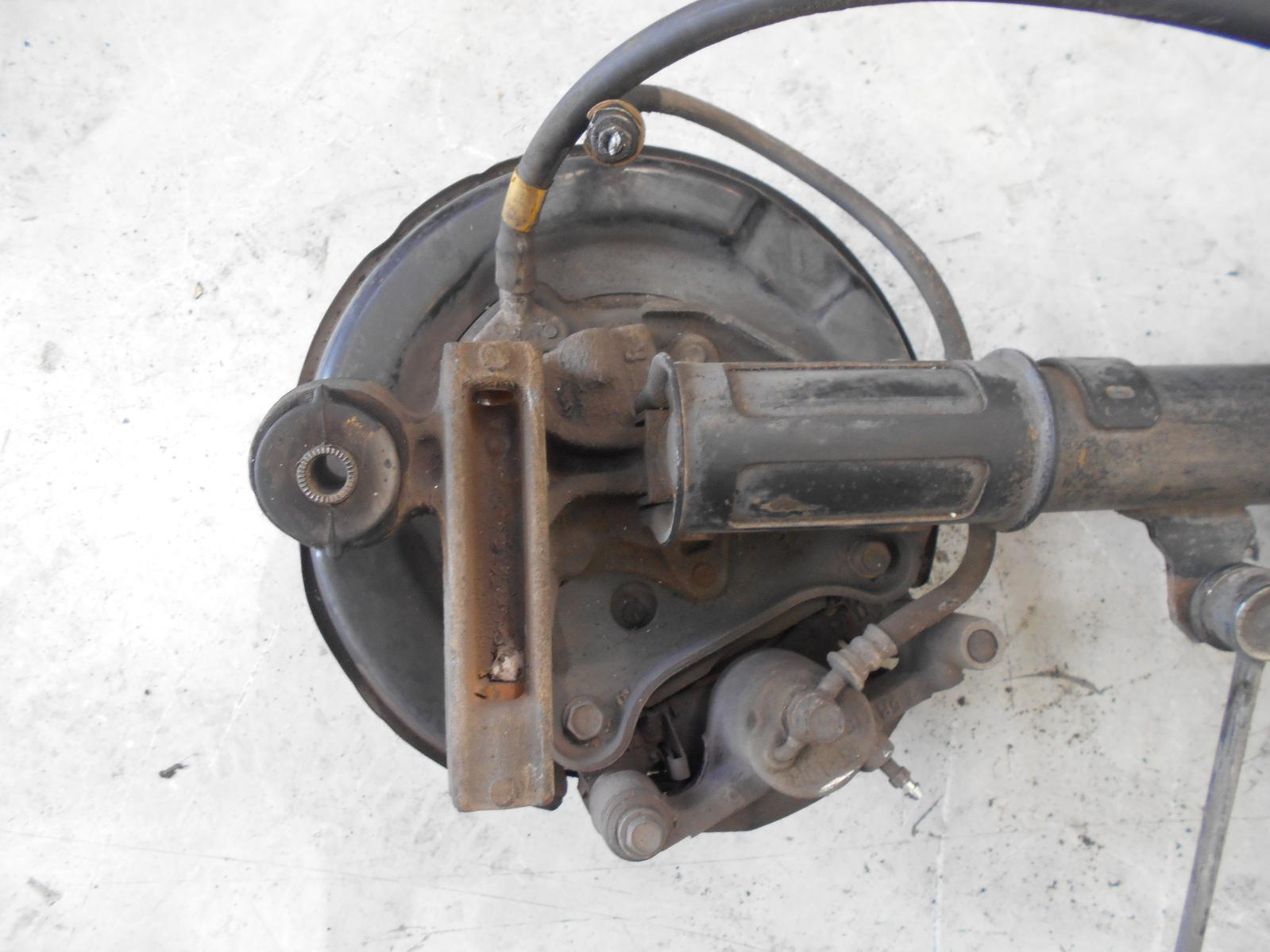 TOYOTA CAMRY, Right Rear Hub Assembly, SK20, NON ABS TYPE, 08/97-08/02