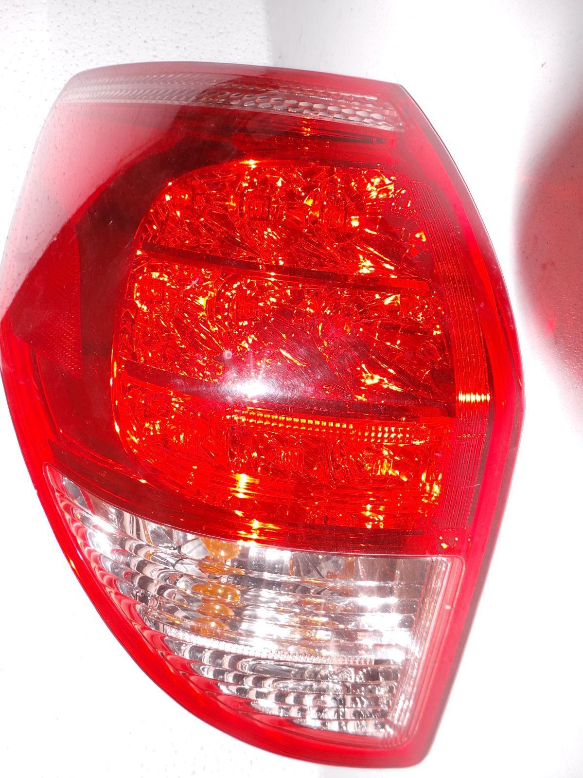 TOYOTA RAV4, Left Taillight, ACA33, 11/05-09/08