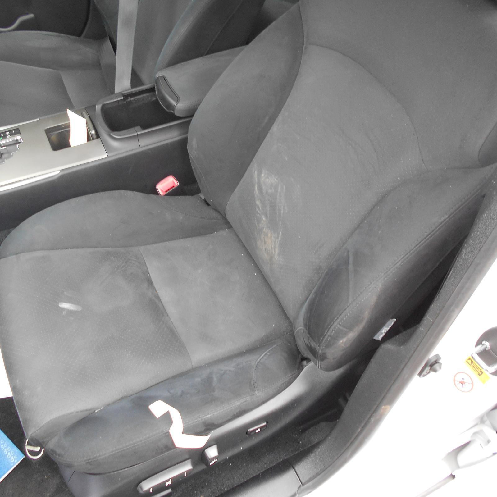 LEXUS IS250/IS250C, Front Seat, LH FRONT, GSE20R, IS250/IS350, CLOTH, GREY, 11/05-06/13
