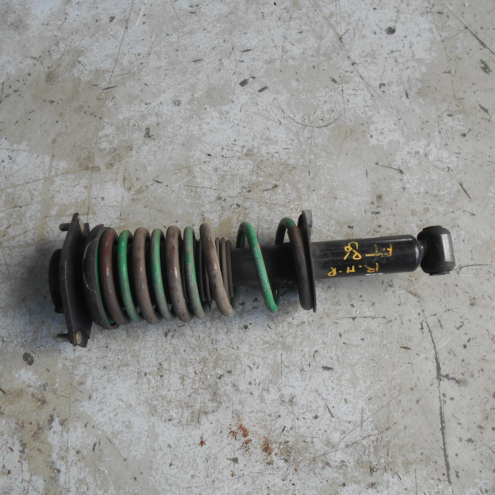 TOYOTA 86, Right Rear Strut, ZN6, GTS, 06/12-