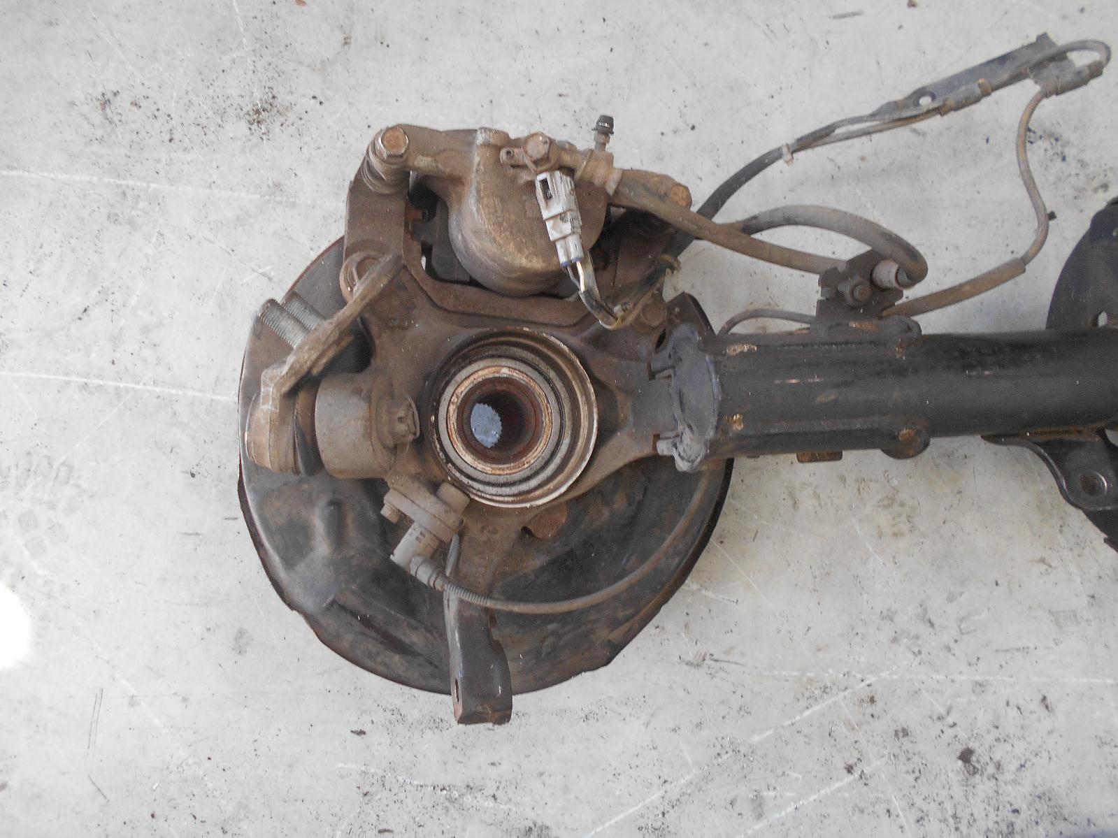TOYOTA CAMRY, Right Front Hub Assembly, SK20, 2.2, 5S, ABS TYPE, 08/97-08/02