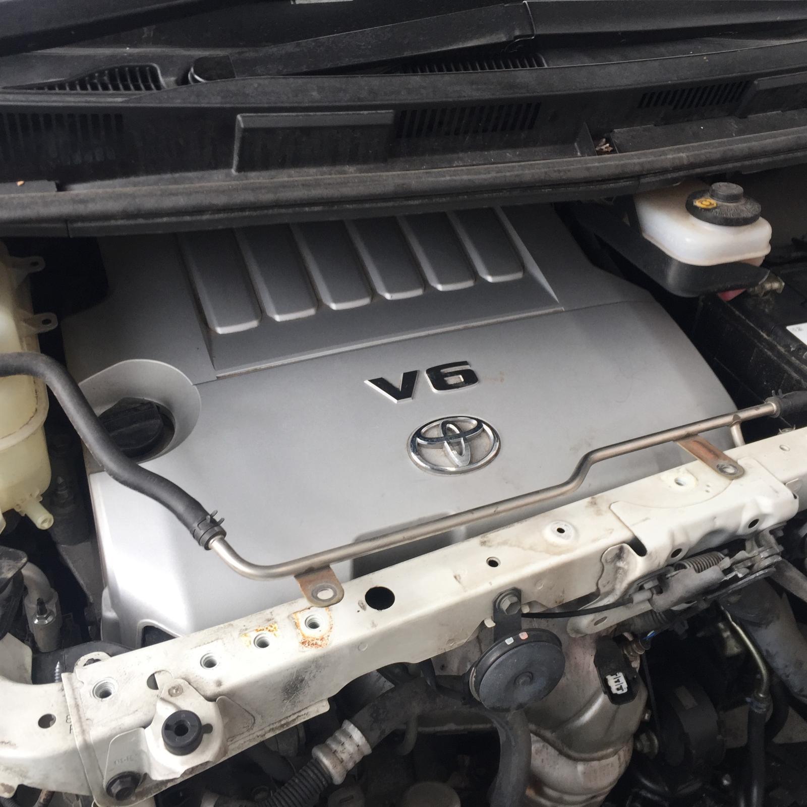 TOYOTA ESTIMA, Engine, PETROL, 3.5, 2GR-FE, XR50, 05-