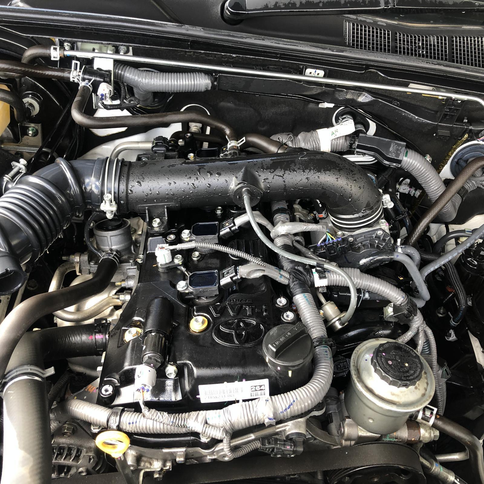 TOYOTA HILUX, Engine, PETROL, 2.7, 2TR-FE, 09/15-