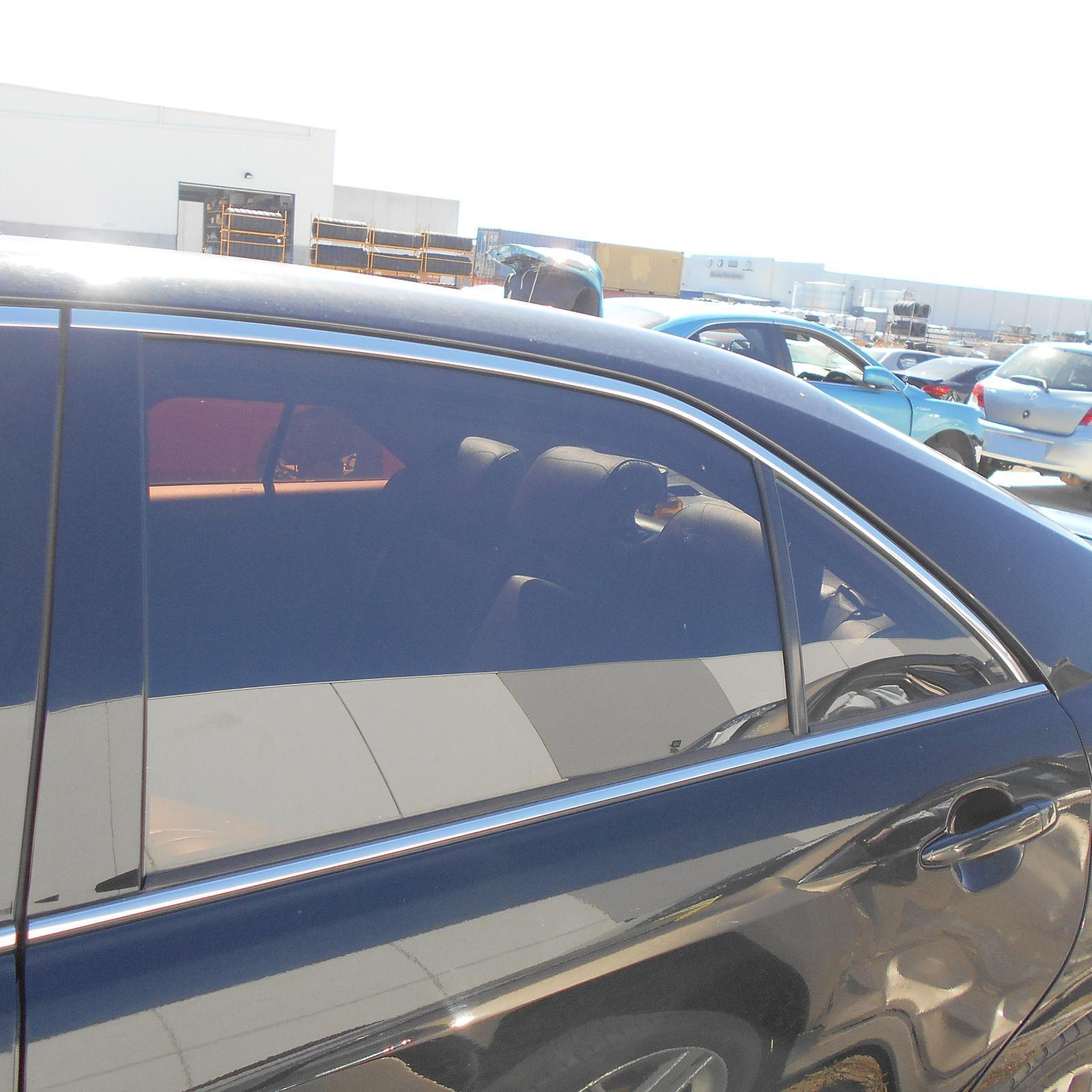 TOYOTA AURION, Left Rear Door Window, GSV40R, 10/06-03/12