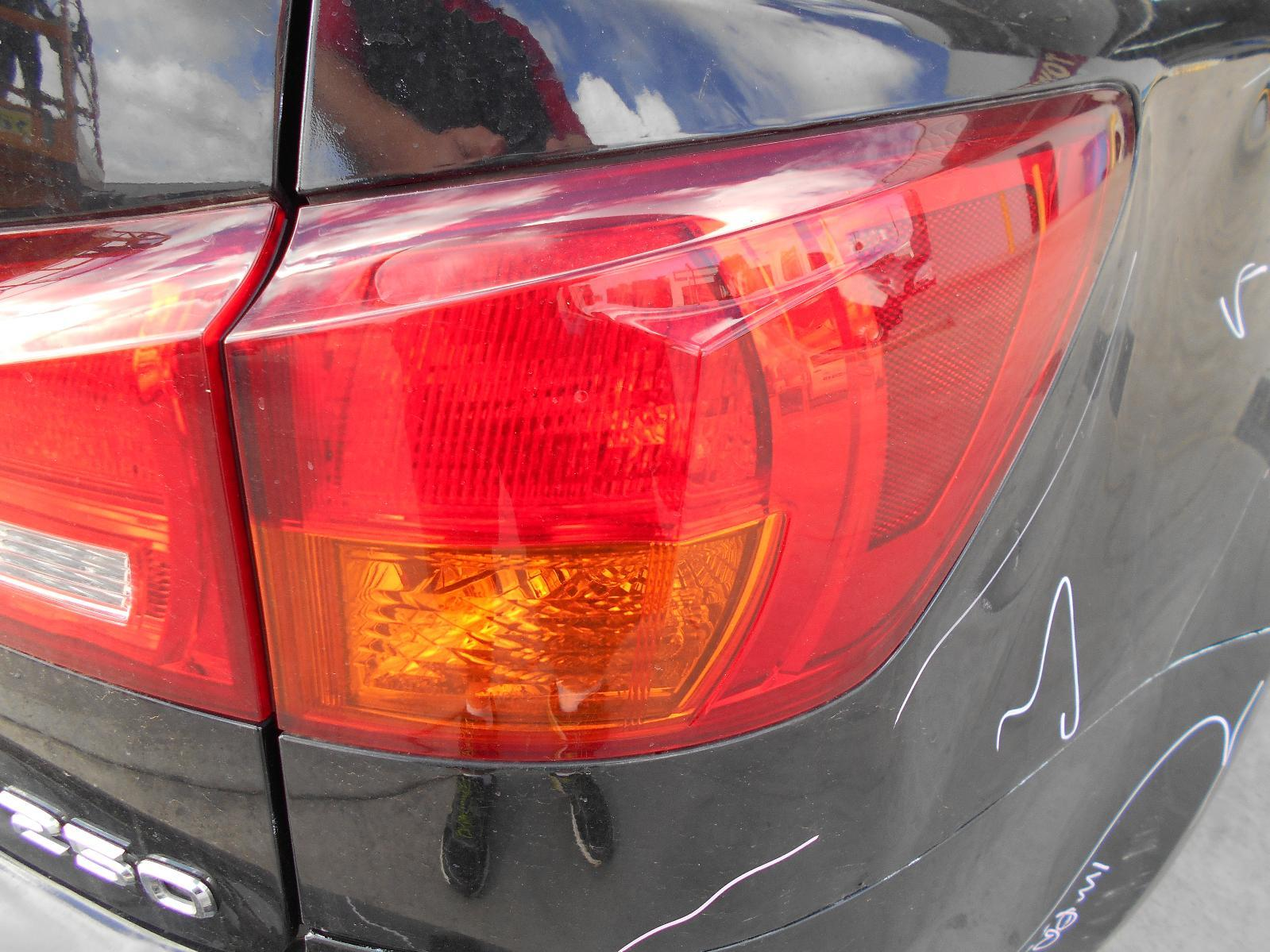 LEXUS IS250/IS250C, Right Taillight, IS250, GSE20R, SEDAN, HORIZONTAL TYPE, 11/05-09/08