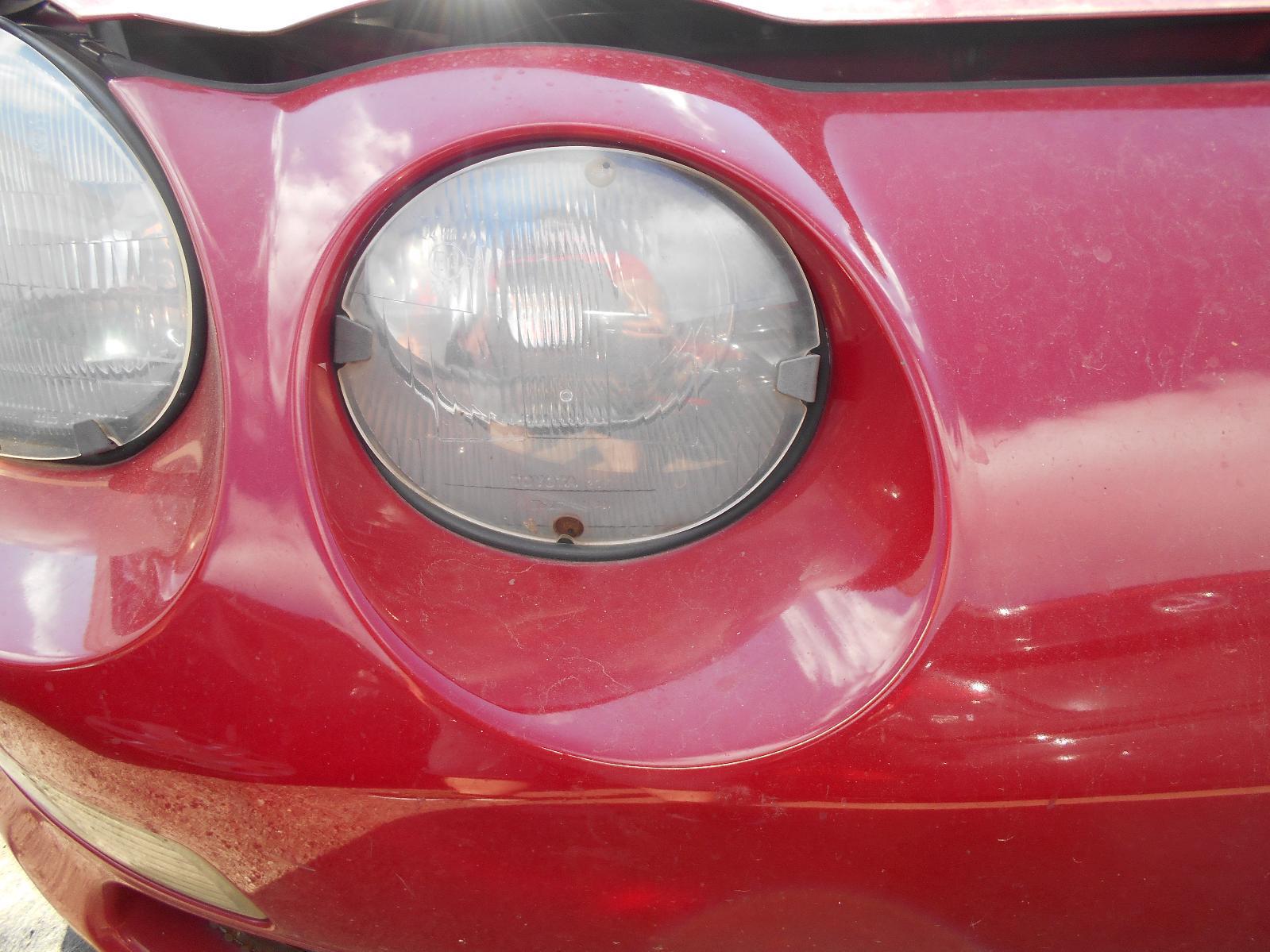 TOYOTA CELICA, Right Headlamp, ST204, INNER, 07/93-11/99