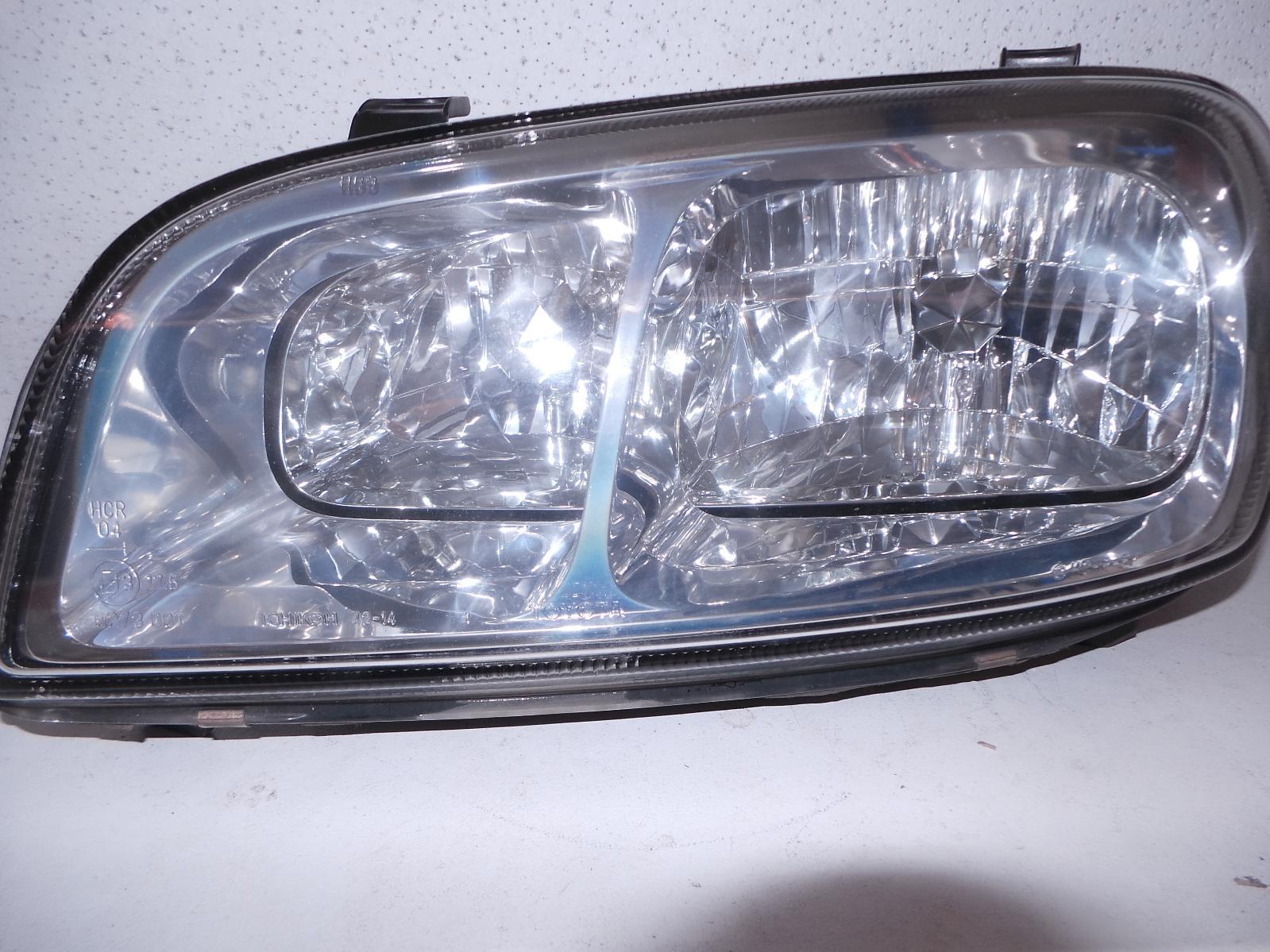 TOYOTA RAV4, Left Headlamp, SXA1#R, 10/97-06/00