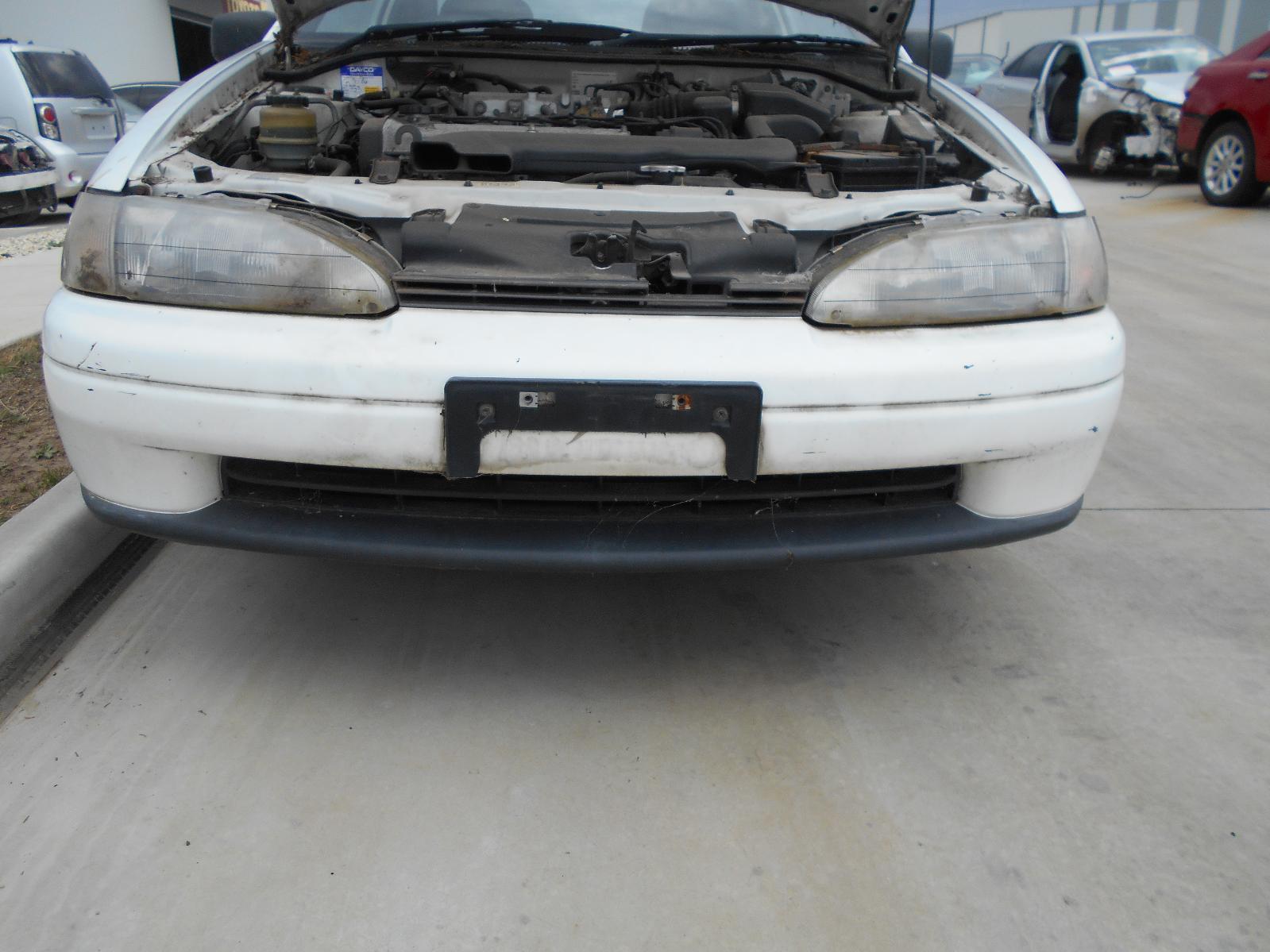 TOYOTA PASEO, Front Bumper, EL44 06/91-11/95