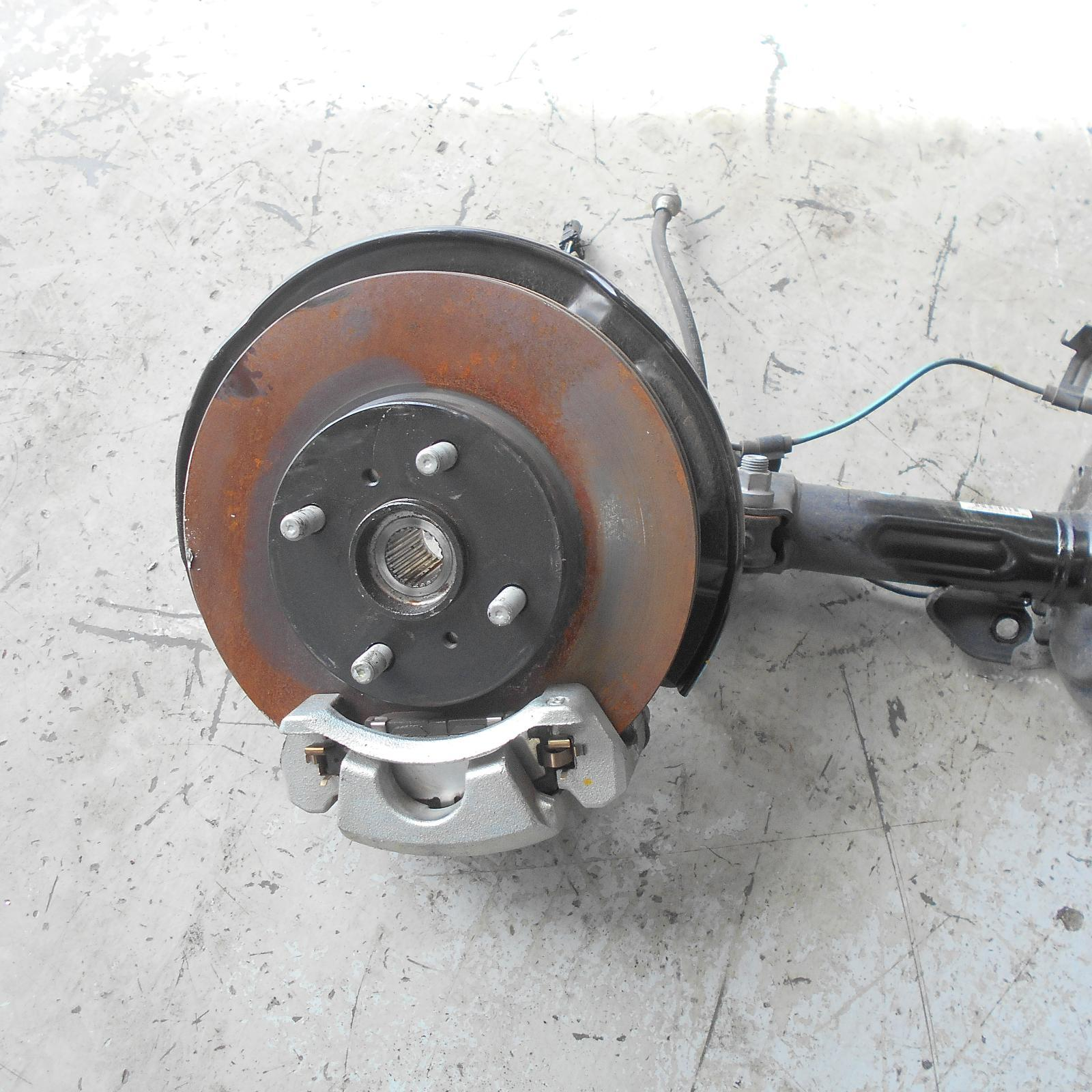 TOYOTA YARIS, Right Front Hub Assembly, NCP9#-NCP13#, 10/05-