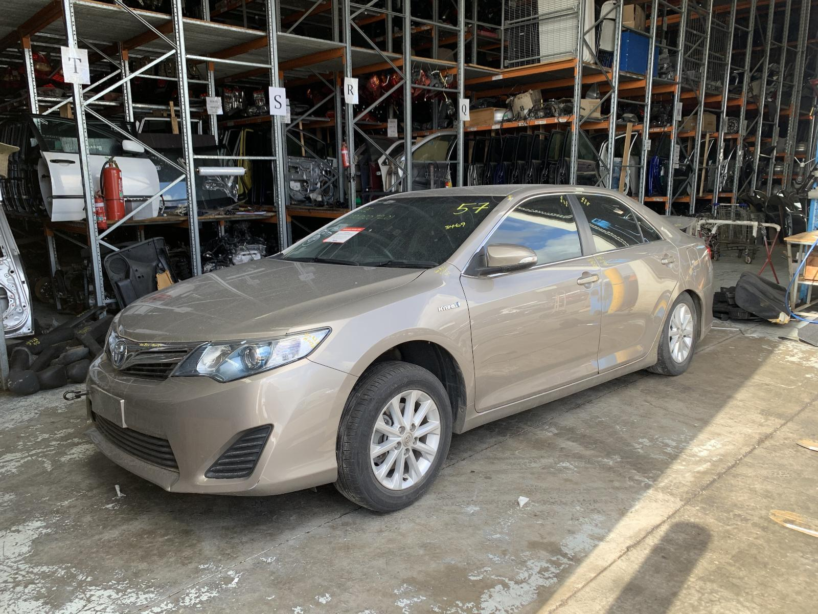 Toyota CAMRY AVV50R 2AR-FXE 2.5L Engine Automatic FWD Transmission 12/11 - 05/15