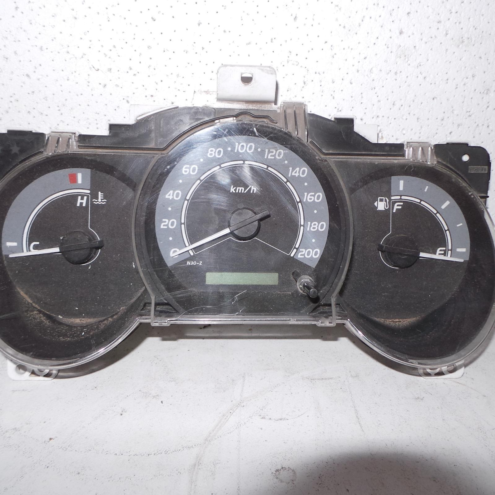 TOYOTA HILUX, Instrument Cluster, PETROL, 2.7, WORKMATE, 03/05-06/11