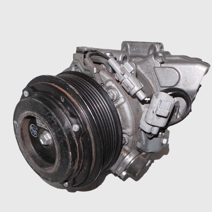TOYOTA TARAGO, A/C Compressor, ACR50R, 3.5, 2GR-FE, 02/07-