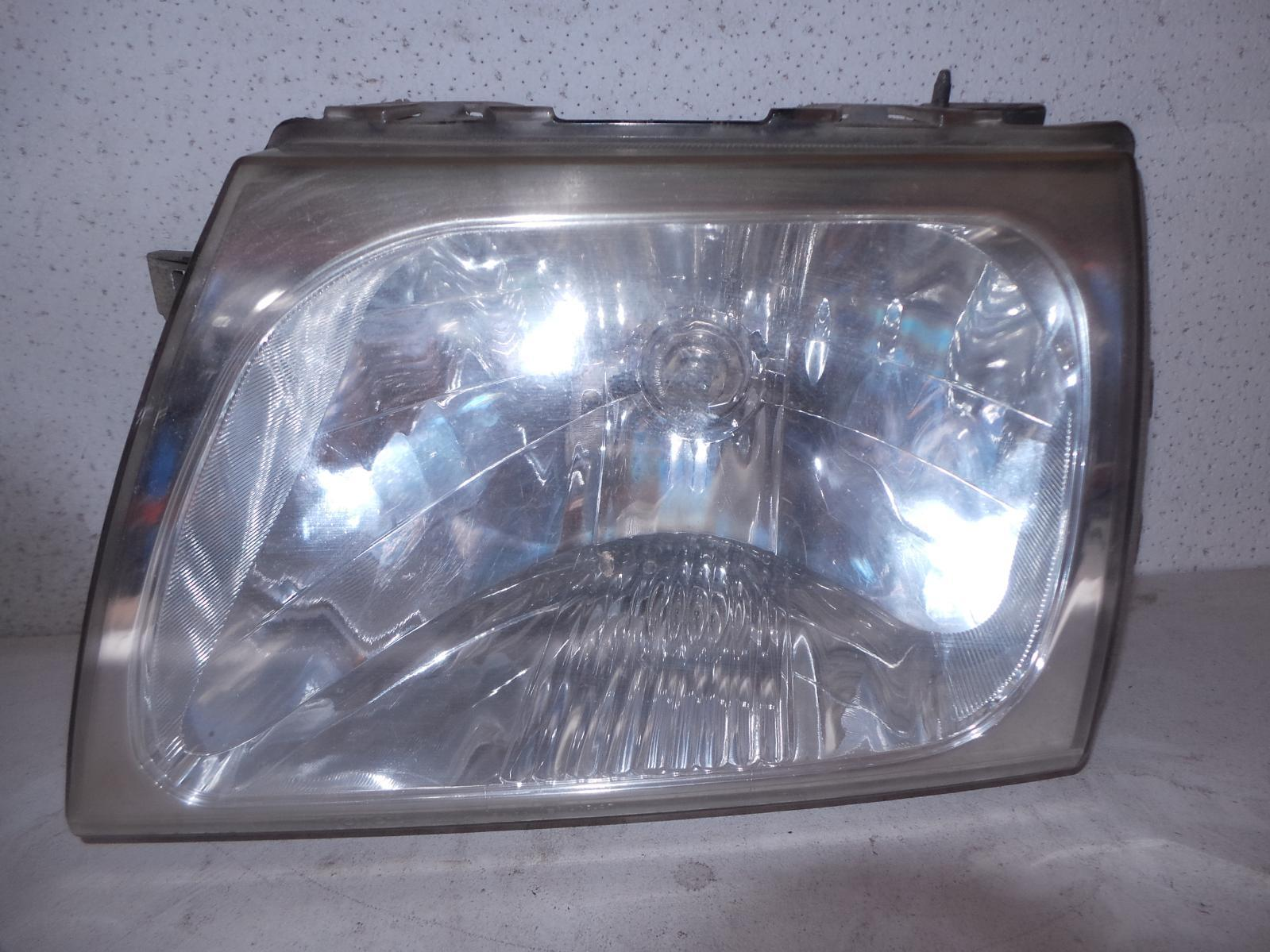 TOYOTA HILUX, Left Headlamp, SR5 TYPE, 11/01-03/05