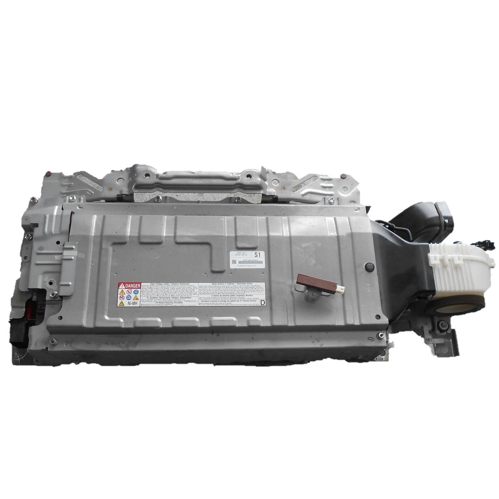 TOYOTA COROLLA, High Voltage Battery, HYBRID BATTERY, 201.6 VOLT, (UNDER REAR SEATS), ZWE186R, 06/16-