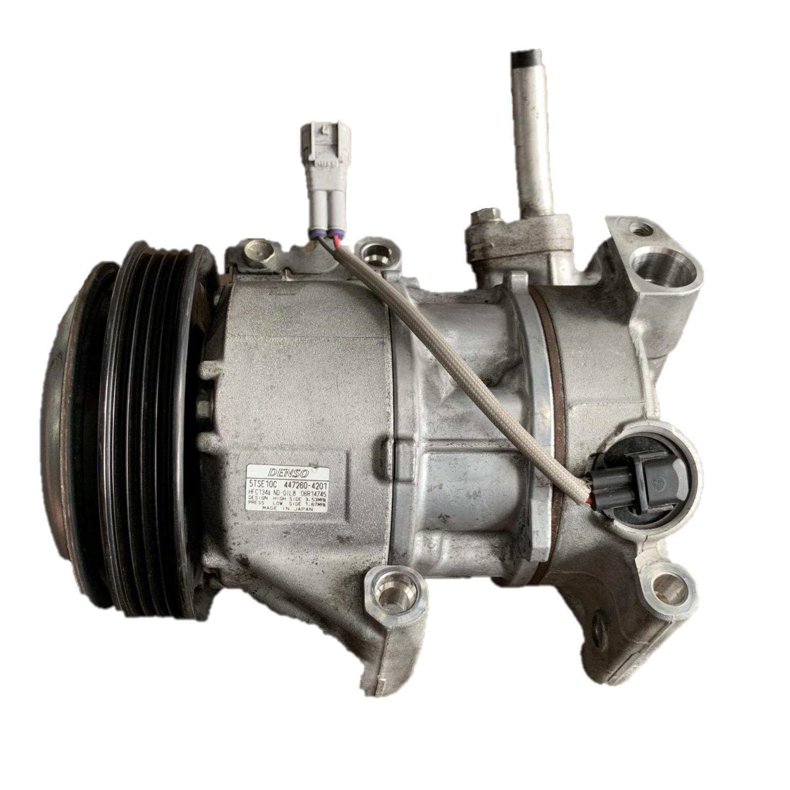 TOYOTA YARIS, A/C Compressor, NCP13#, 1.5, 1NZ, 11/11-