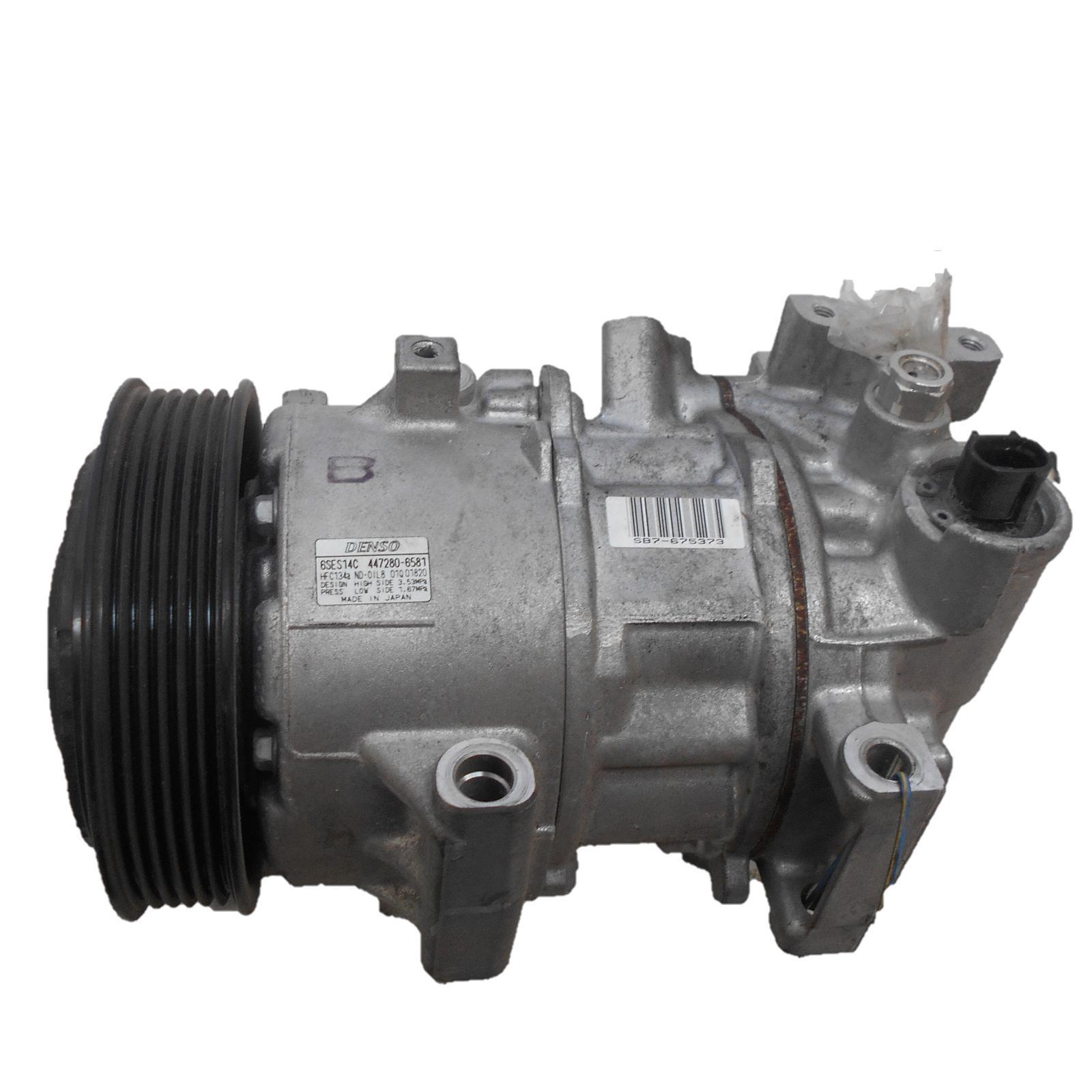 TOYOTA COROLLA, A/C Compressor, ZRE182R, 1.8, 2ZR-FE, PETROL, NON HYBRID, 10/12-06/18
