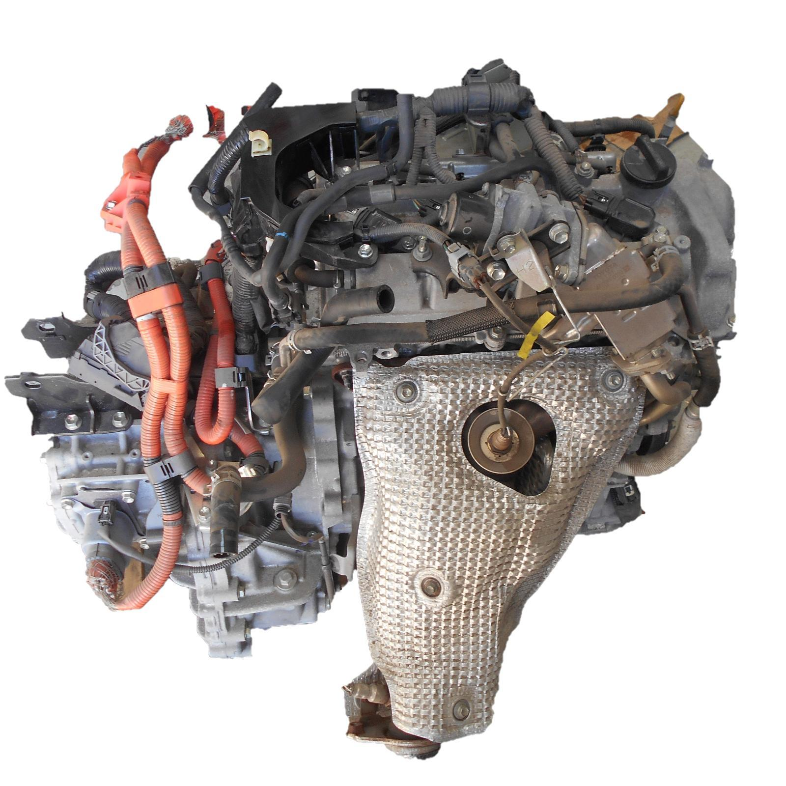 TOYOTA PRIUS, Engine, NHP10R, PRIUS C, PETROL, 1.5, 1NZ-FXE, HYBRID, 12/11-