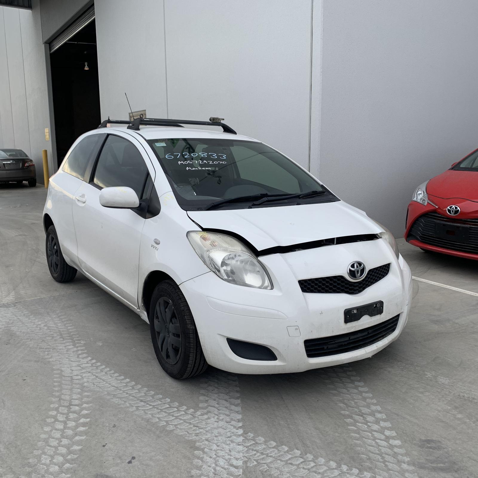 Toyota YARIS 3DOORS 2NZ-FE 1.3L Engine Automatic FWD Transmission 10/05 - 10/11