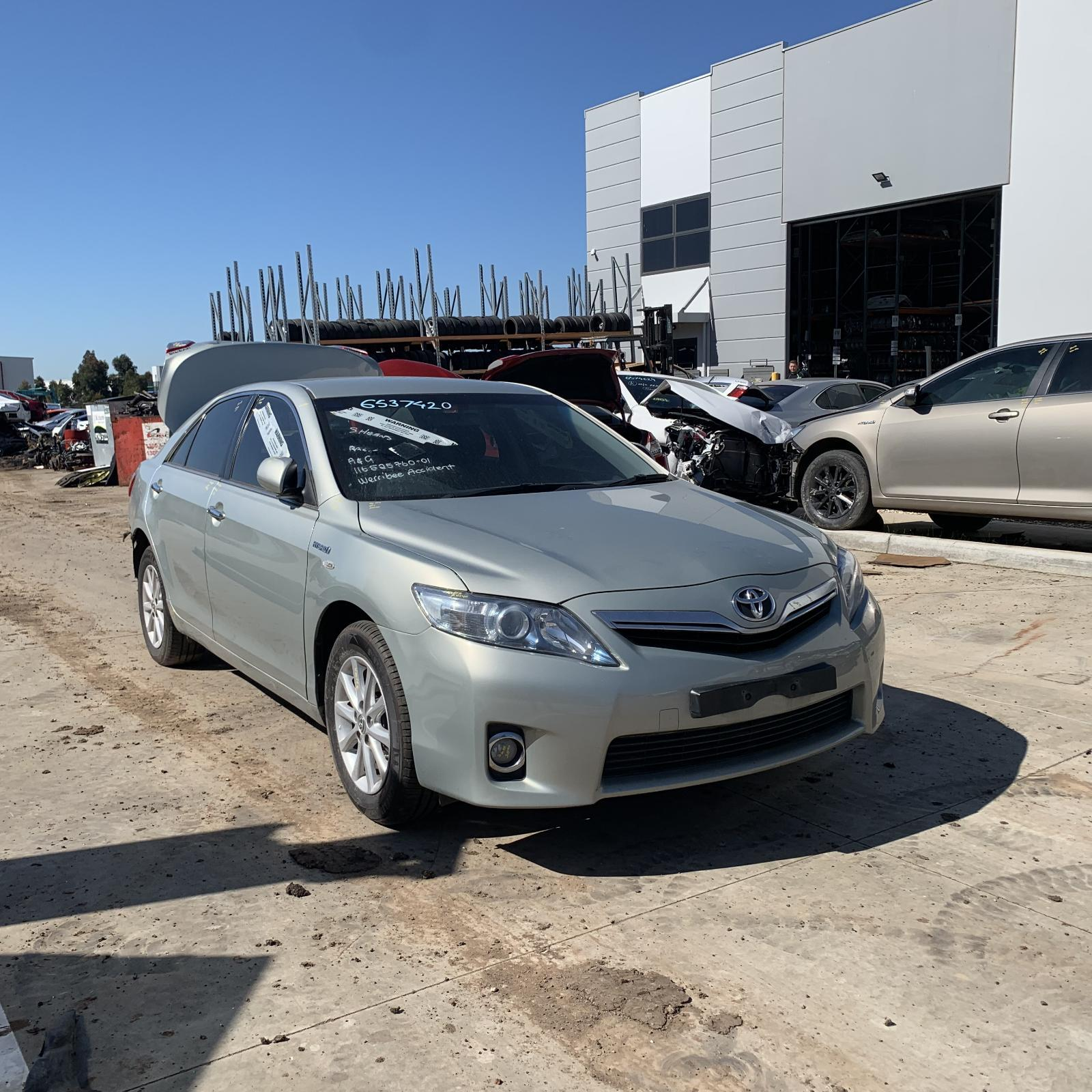 Toyota CAMRY AHV40R 2AZ-FXE 2.4L Engine Automatic FWD Transmission 06/06 - 11/11