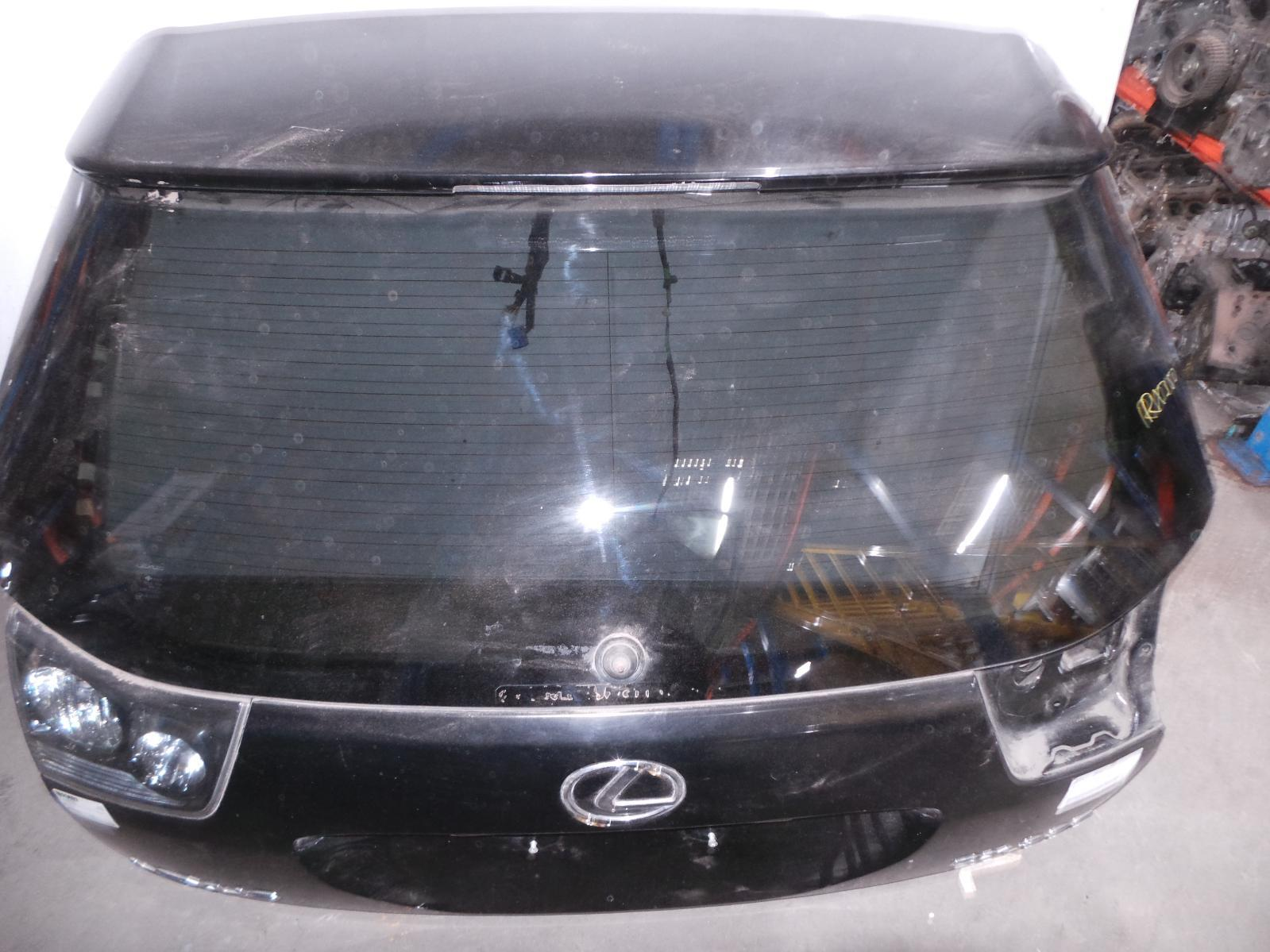 LEXUS RX330, Bootlid/Tailgate, TAILGATE, NON POWER LIFTGATE TYPE, 04/03-12/05