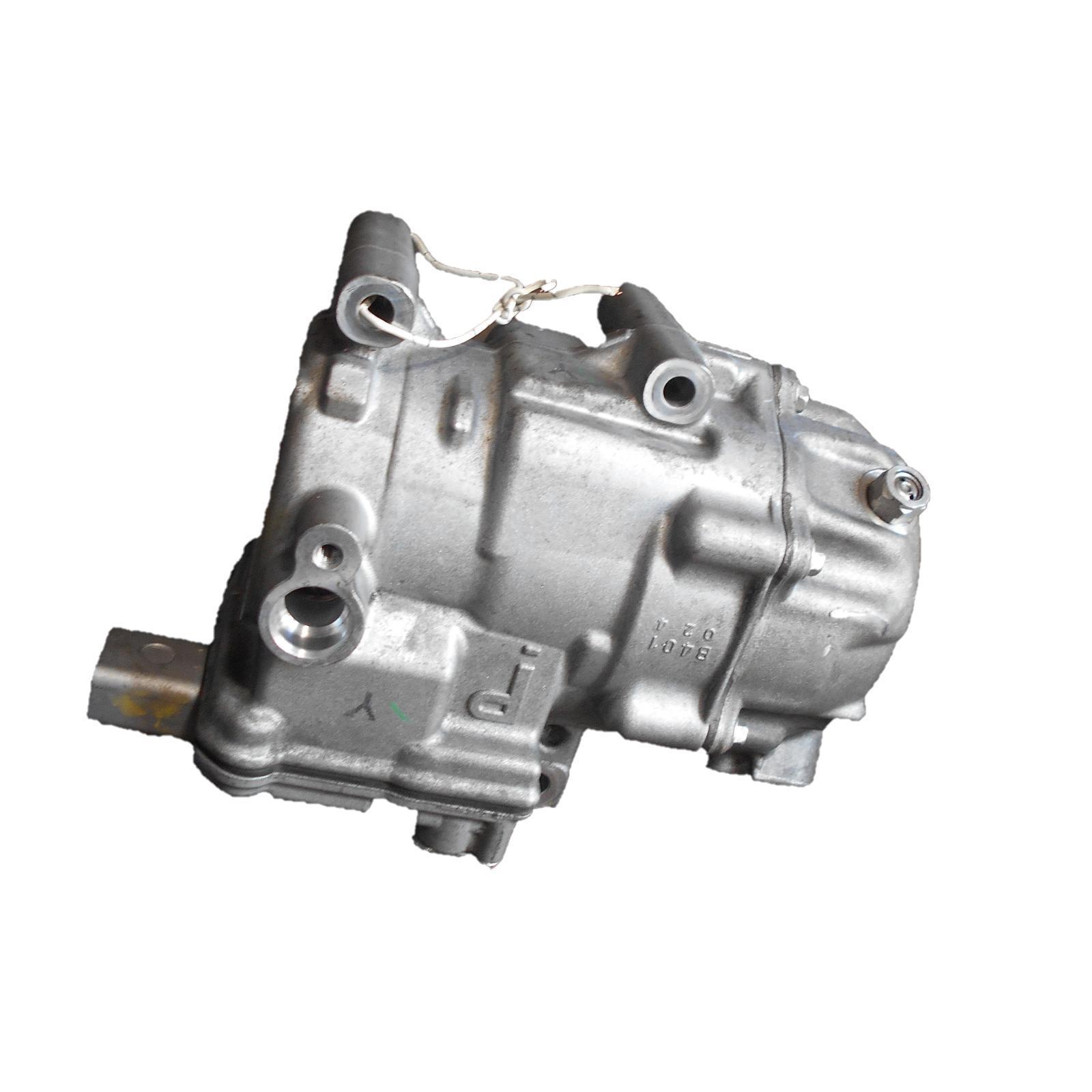 TOYOTA PRIUS, A/C Compressor, ZVW30R, 07/09-12/15