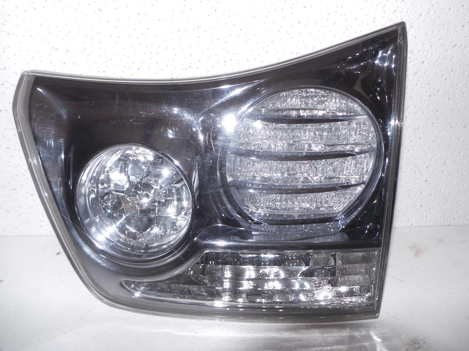 LEXUS RX350, Rear Garnish, RX400H, TAILGATE LAMP (RH SIDE), MHU3#, 09/06-02/09