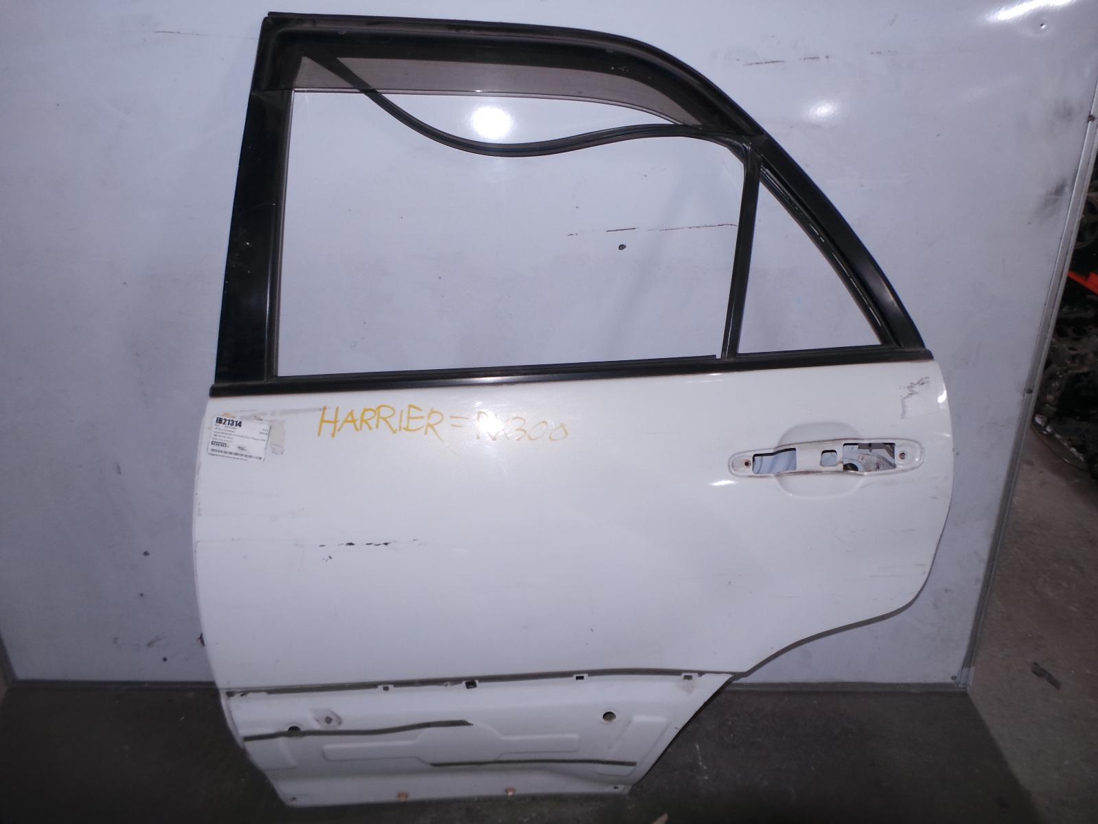 LEXUS RX300, Left Rear Door/Sliding, HARRIER IMPORT 97-02