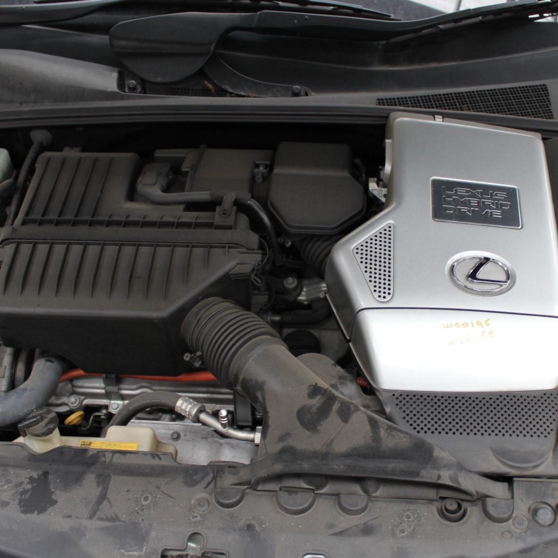 LEXUS RX SERIES, Engine, PETROL, 3.3, 3MZ-FE, MHU3#, RX400H, 09/06-02/09