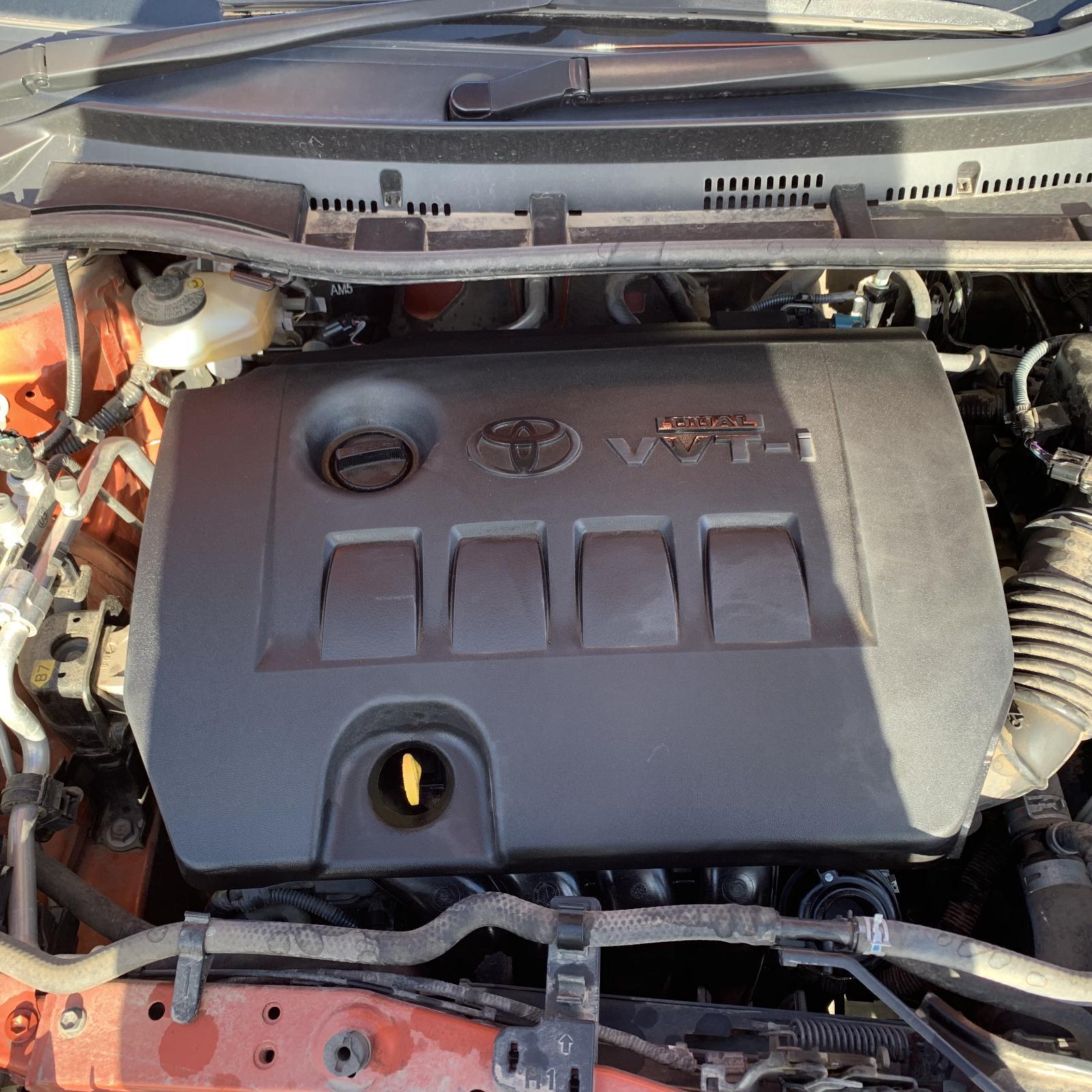 TOYOTA COROLLA, Engine, PETROL, 1.8, 2ZR-FE, ZRE172/182R, 03/15-