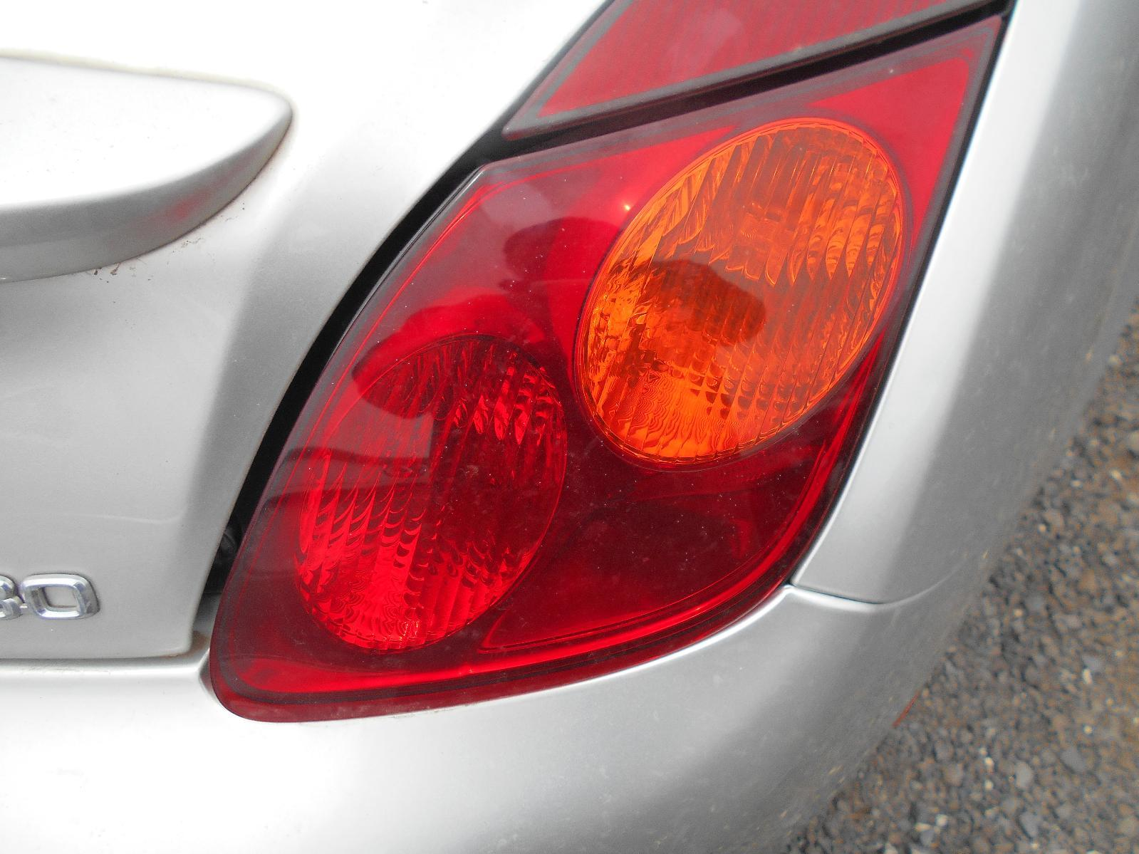 LEXUS SC430, Right Taillight, UZZ40R, 10/01-08/05