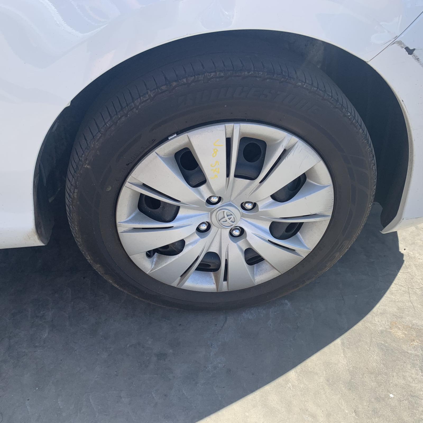 TOYOTA YARIS, Wheel Cover/Hub Cap, XP130 SERIES, 10/11-