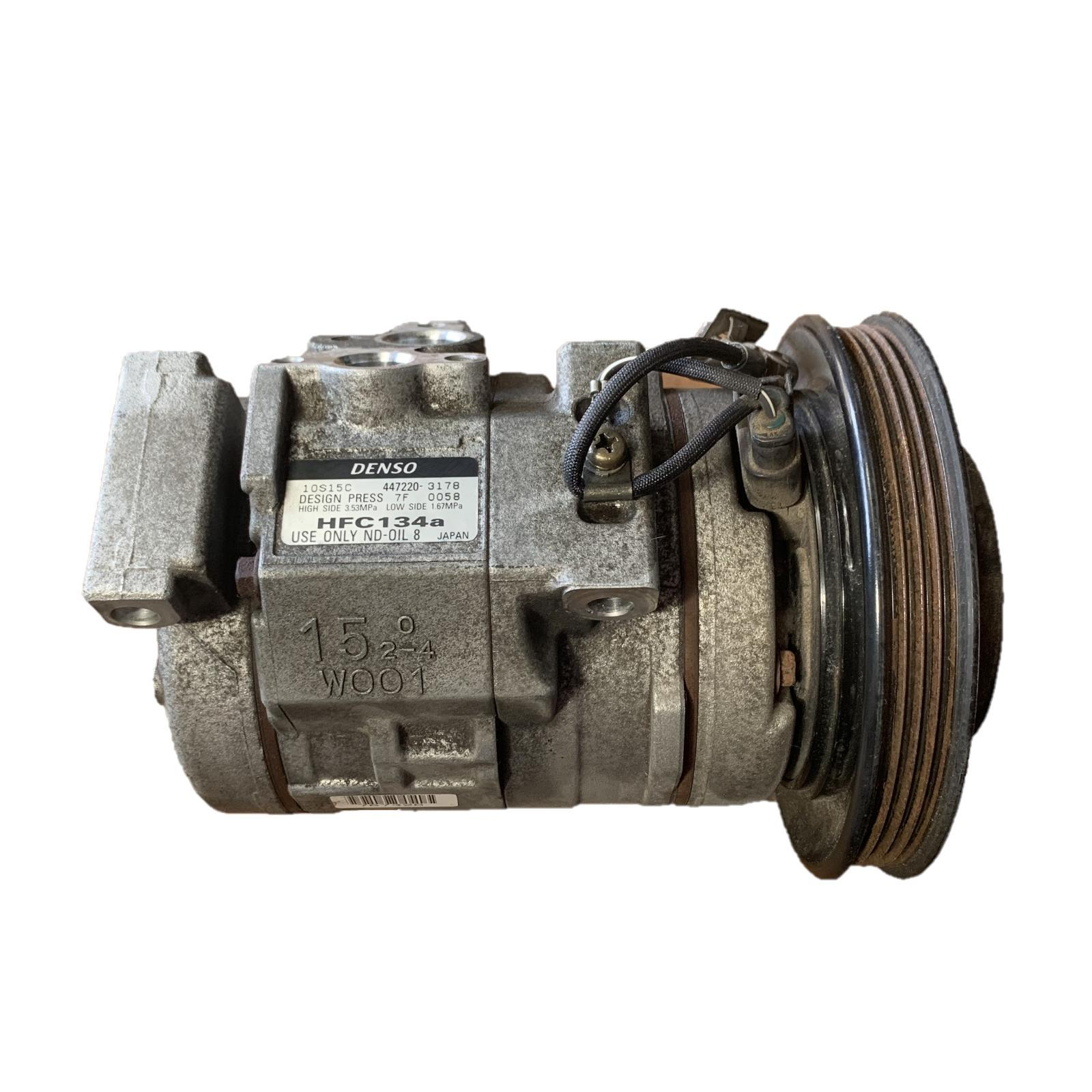 LEXUS IS200/IS300, A/C Compressor, IS200, 2.0, 1G-FE, 01/98-10/05