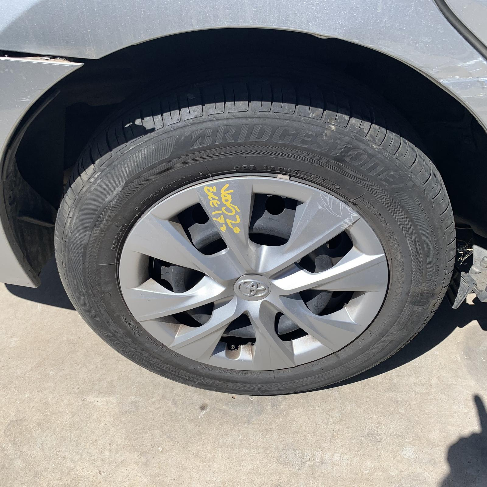 TOYOTA COROLLA, Wheel Cover/Hub Cap, ZRE172R, SEDAN, 12/13-