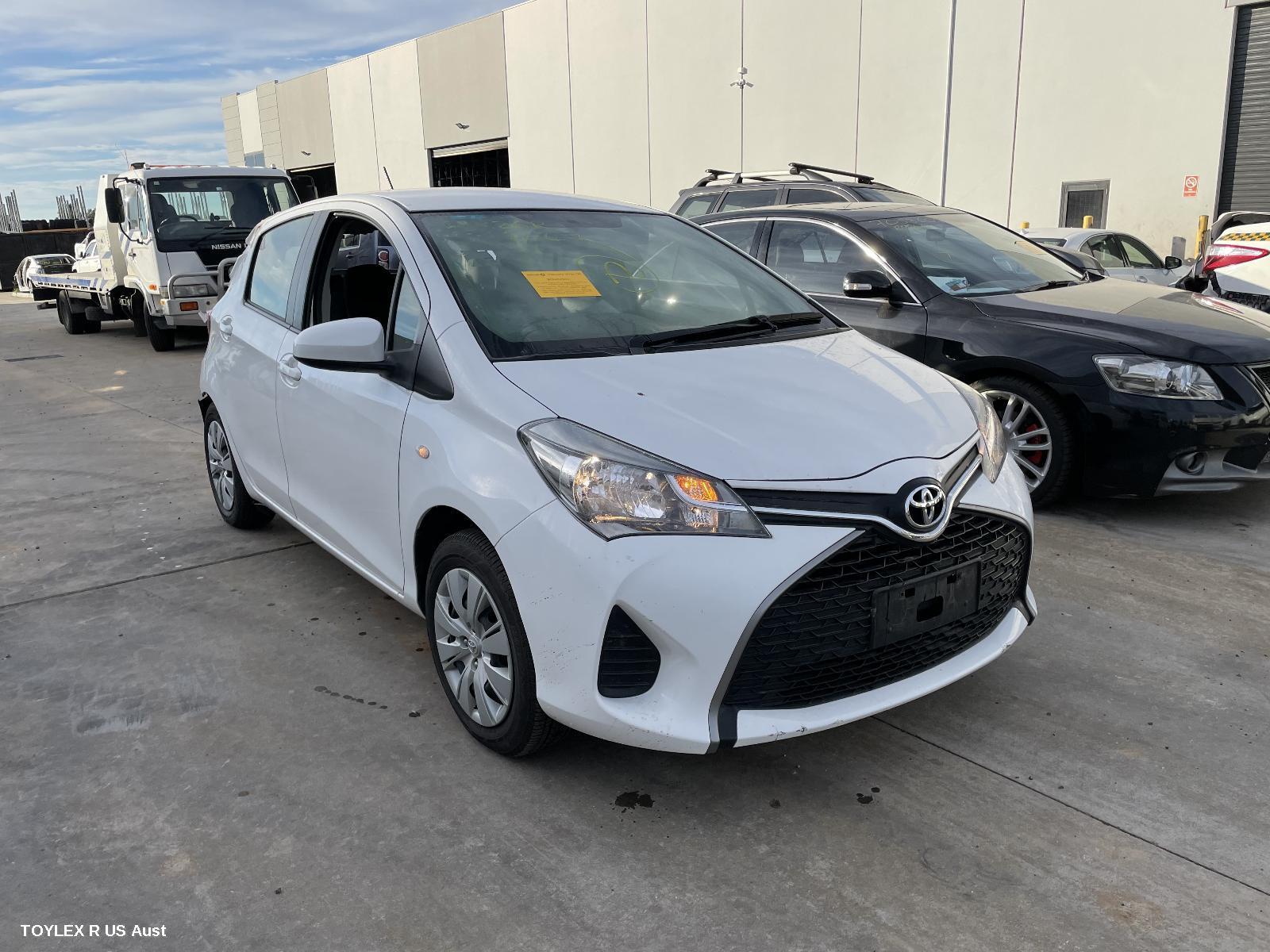 Toyota YARIS NCP130R 2NZ-FE 1.3L Engine Automatic FWD Transmission 07/14 - 12/19