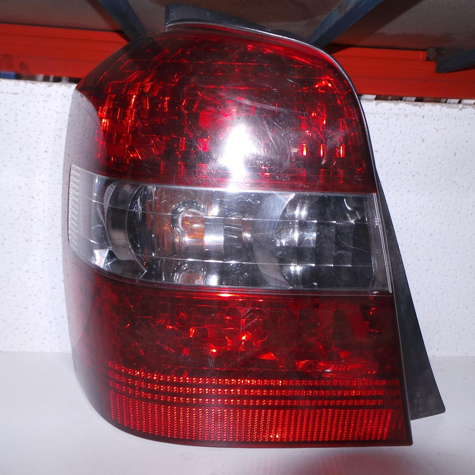 TOYOTA KLUGER, Left Taillight, MCU28R, 01/01-04/07