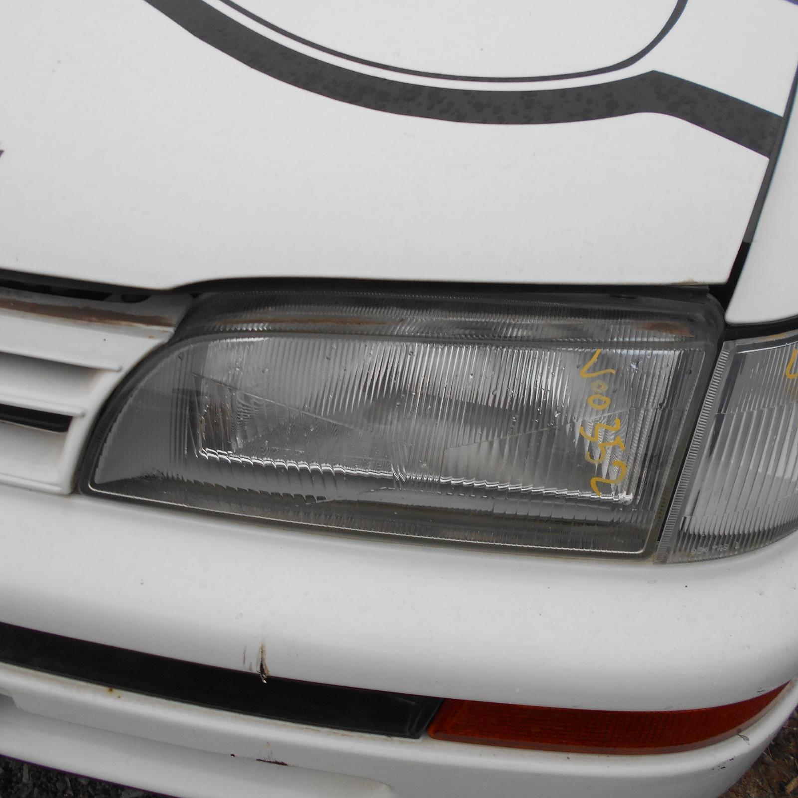 TOYOTA COROLLA, Left Headlamp, AE101, 05/92-10/99
