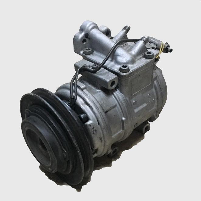 TOYOTA LANDCRUISER, A/C Compressor, 60/70/80 SERIES, 4.0, 3F, PETROL, P/N 10PA17C, 11/84-12/94