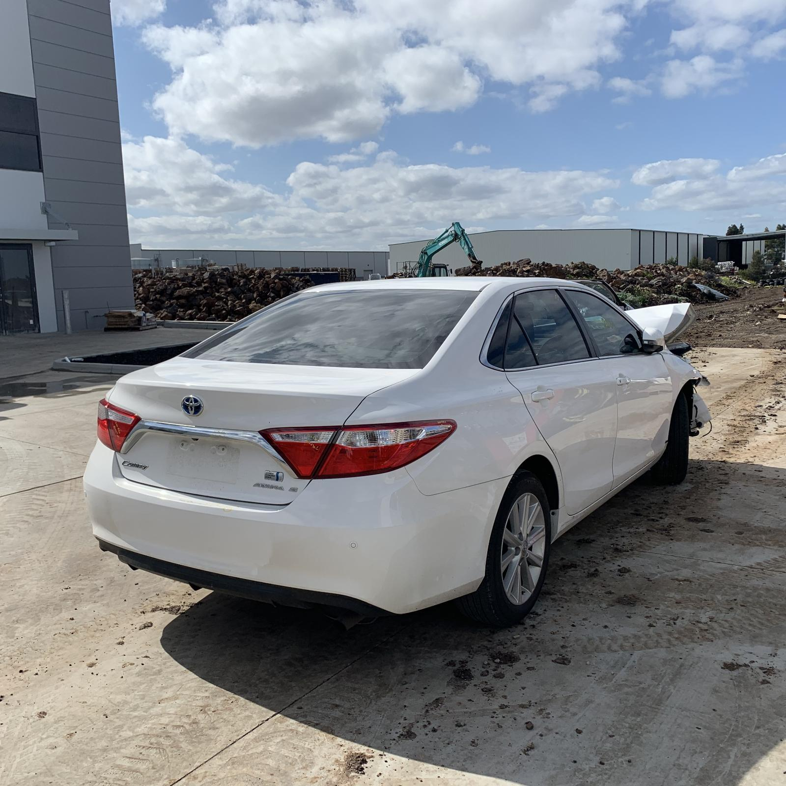 Toyota CAMRY Hybrid Atara S 2AR-FXE 2.5L Engine Automatic FWD Transmission 05/15 - 10/17