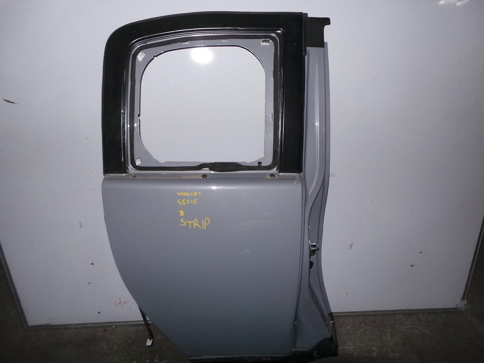 TOYOTA FJ CRUISER, RIGHT_REAR_DOOR_SLIDING, GRJ15R, 03/11-