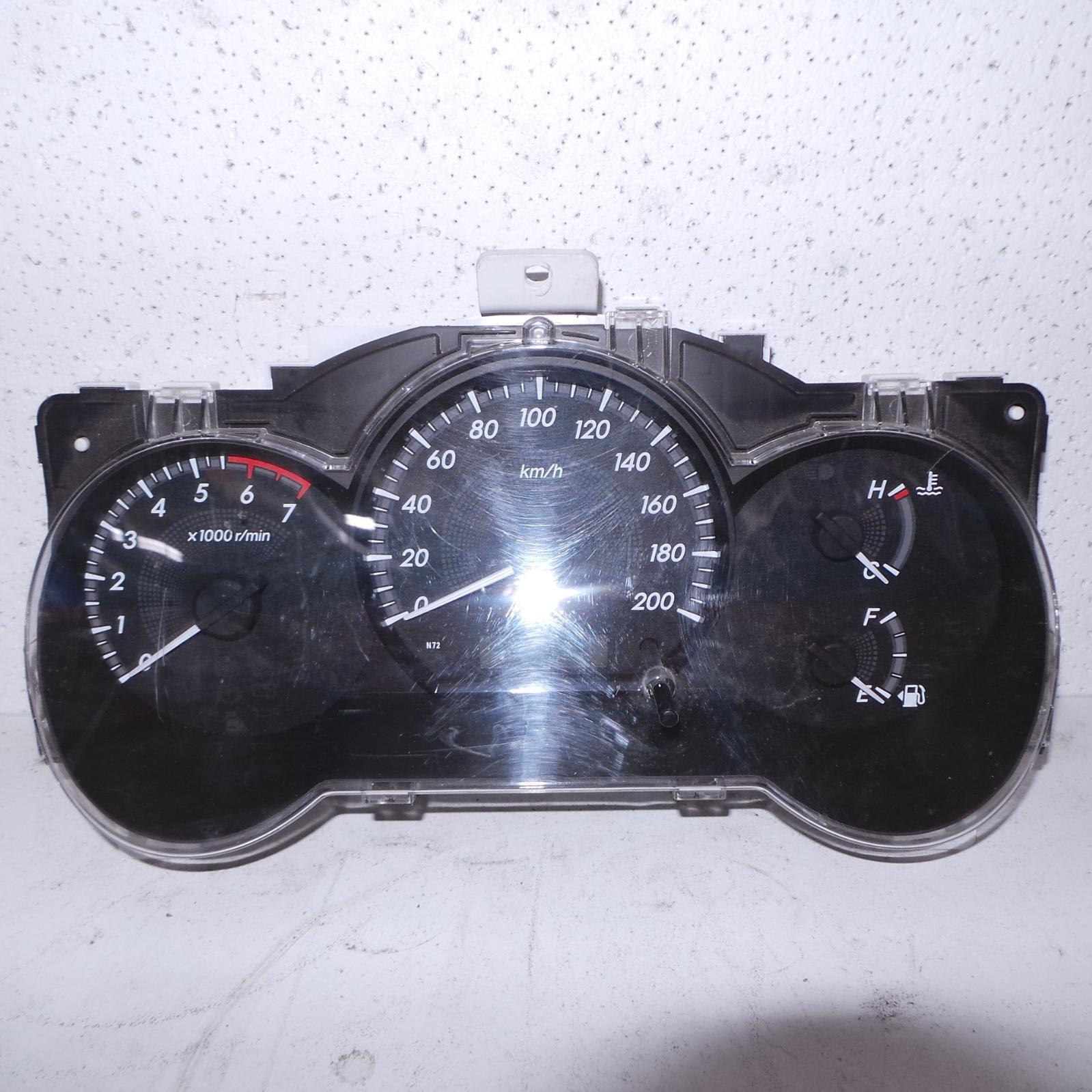 TOYOTA HILUX, Instrument Cluster, PETROL, 2.7, MANUAL T/M, 2WD, WORKMATE, 07/11-08/15