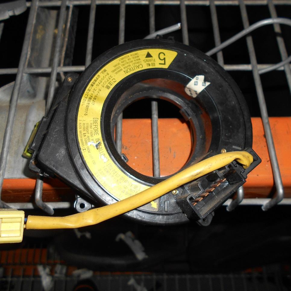 LEXUS IS200/IS300, Airbag Module/Sensor, IS300, CLOCKSPRING, 3.0, 2JZ-GE, 08/01-10/05