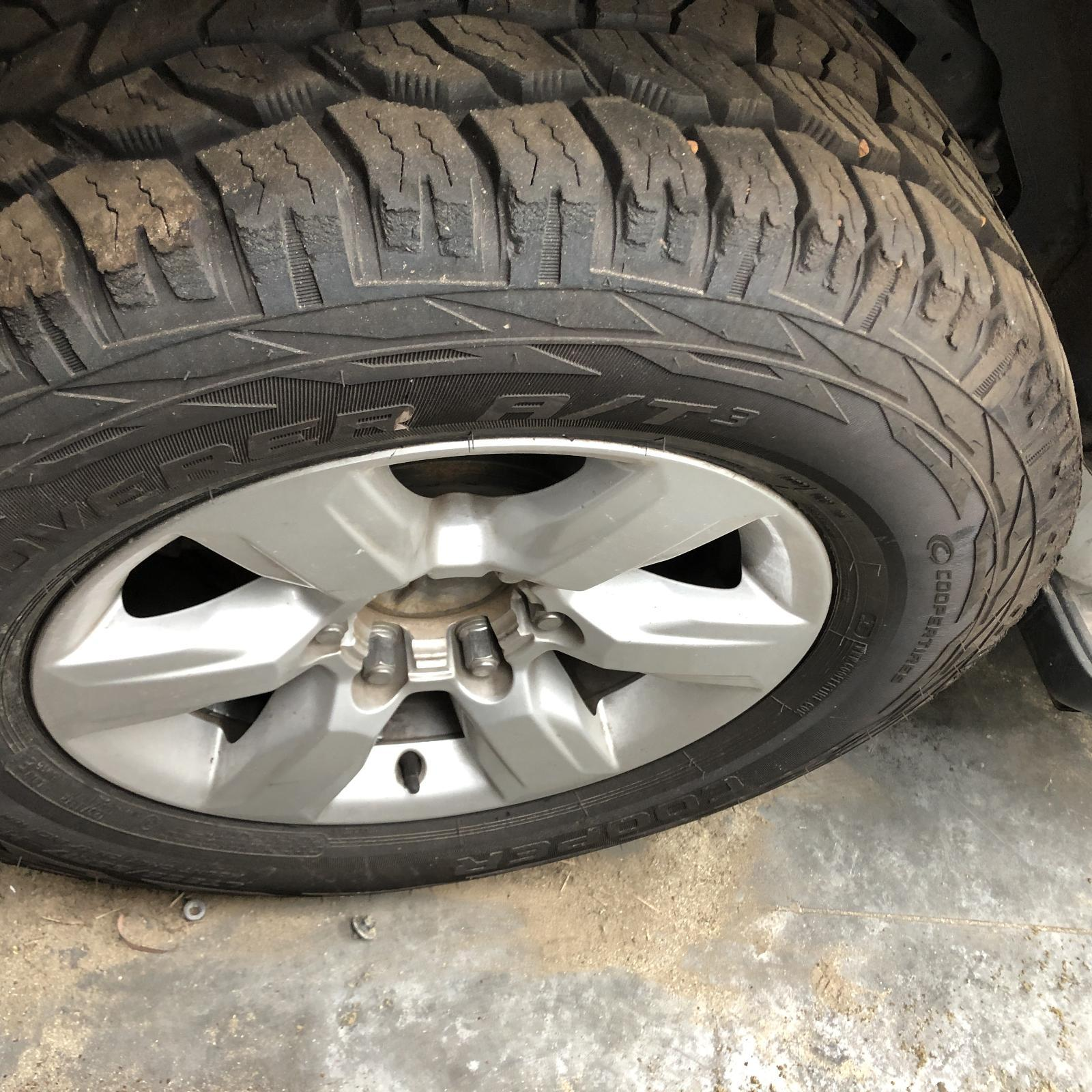 TOYOTA PRADO, Wheel Mag, FACTORY, 17X7.5IN, 150 SERIES, GXL, 11/09-09/17