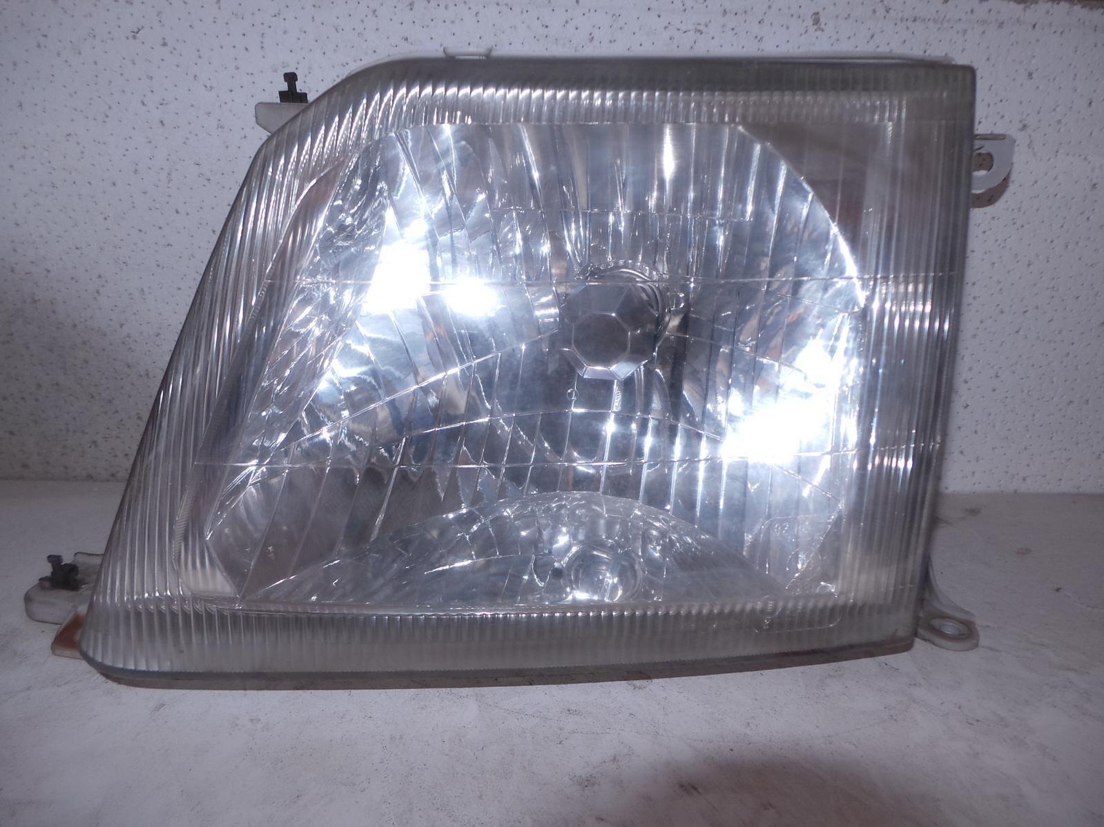 TOYOTA PRADO, Left Headlamp, 95 SERIES, 08/99-01/03