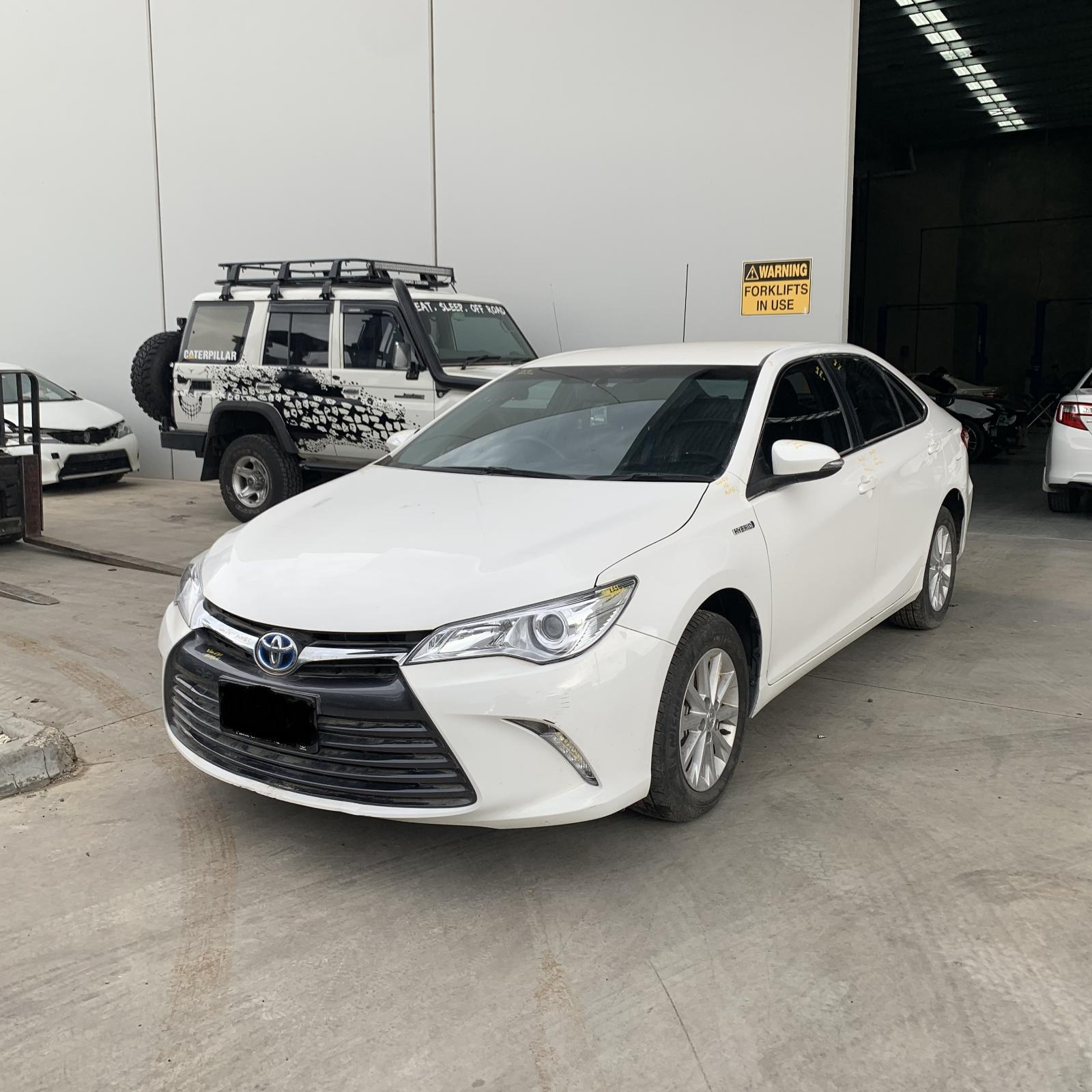 Toyota CAMRY ALTISE HYBRID 2AR-FXE 2.5L Engine Automatic FWD Transmission 05/15 - 10/17
