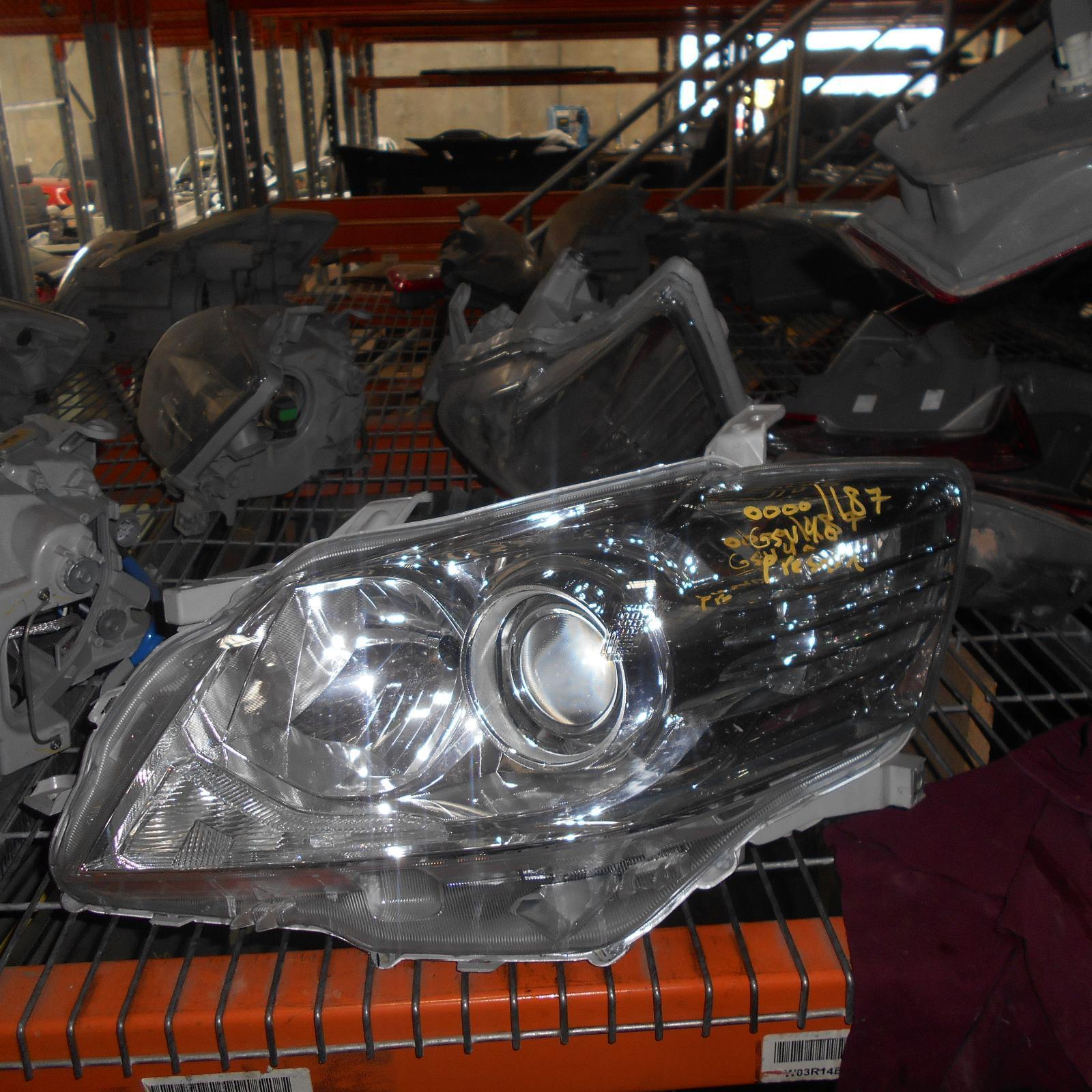 TOYOTA AURION, Left Headlamp, GSV40R, PRESARA, 09/09-12/11