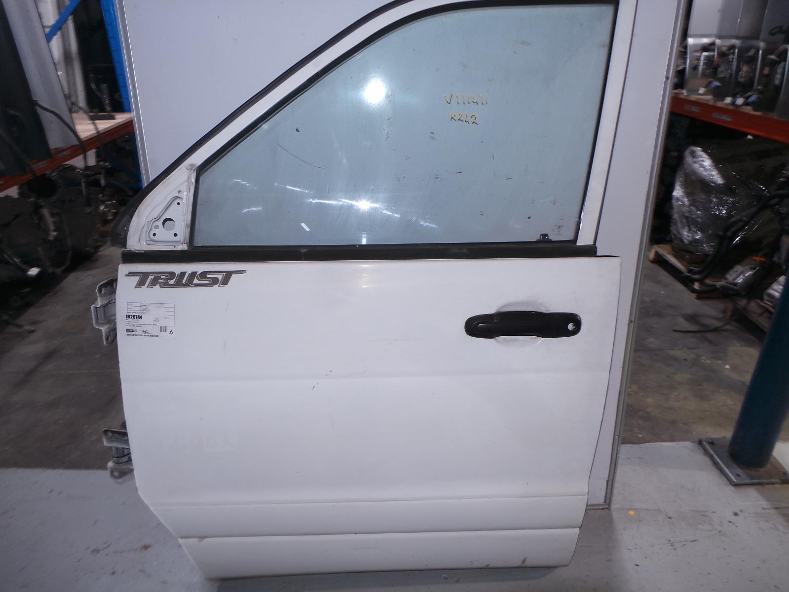 TOYOTA SPACIA, Left Front Door, SR40 02/98-12/01