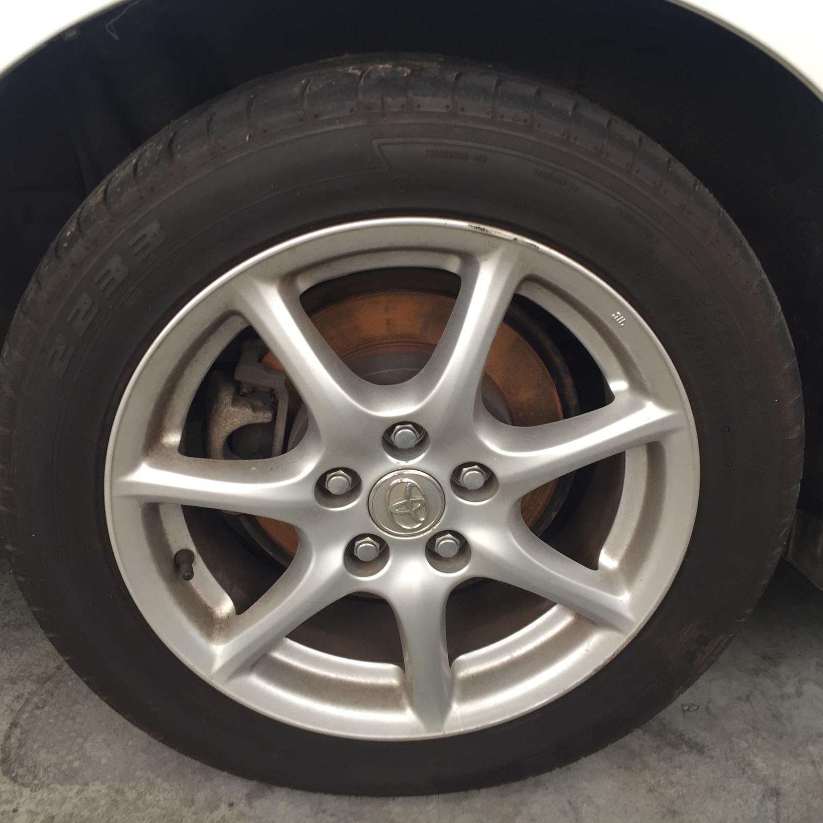 TOYOTA ESTIMA, Wheel Mag, XR50, 05-